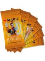 Magic the Gathering CCG: Guilds of Ravnica Booster