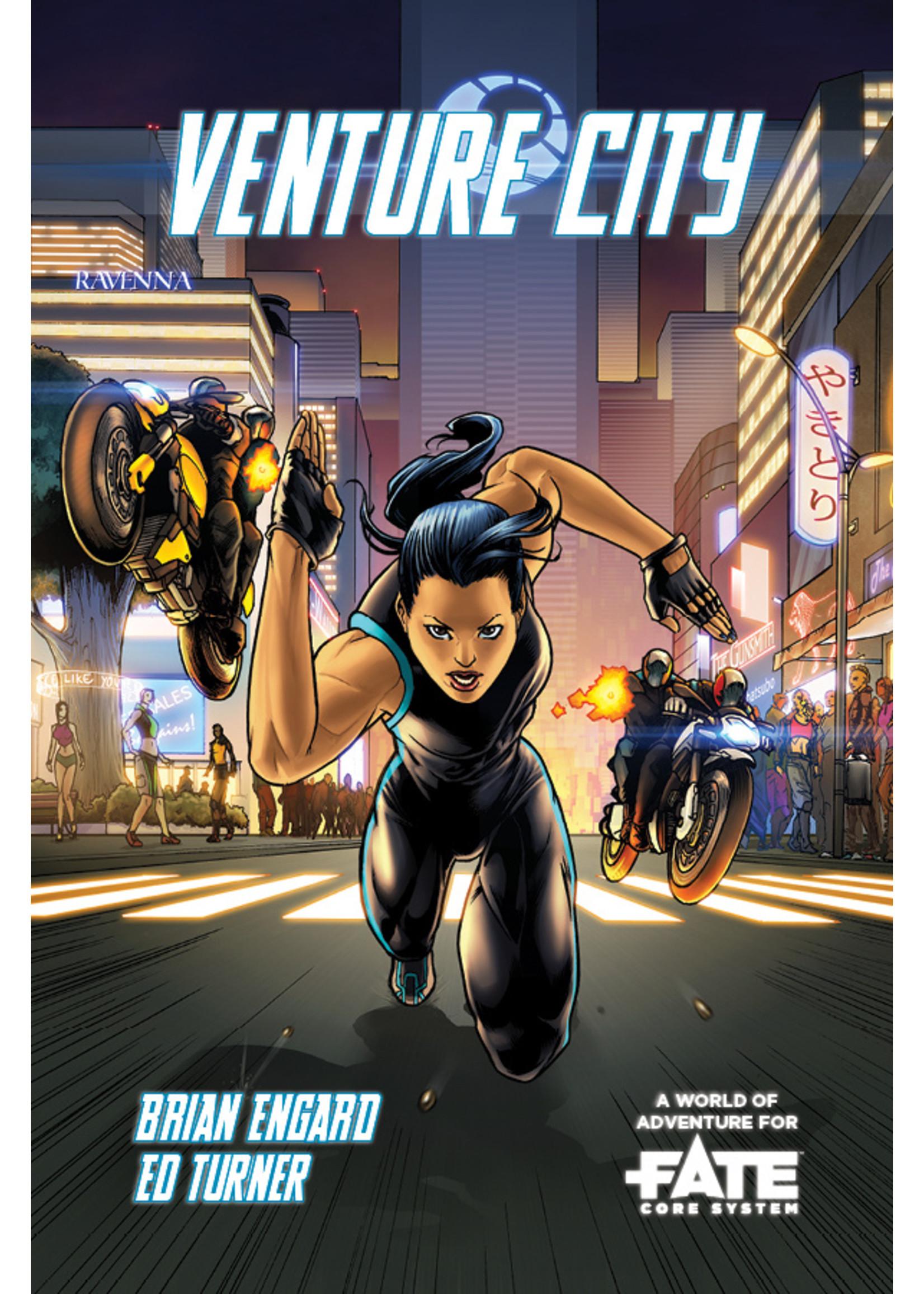 Fate Core: Venture City