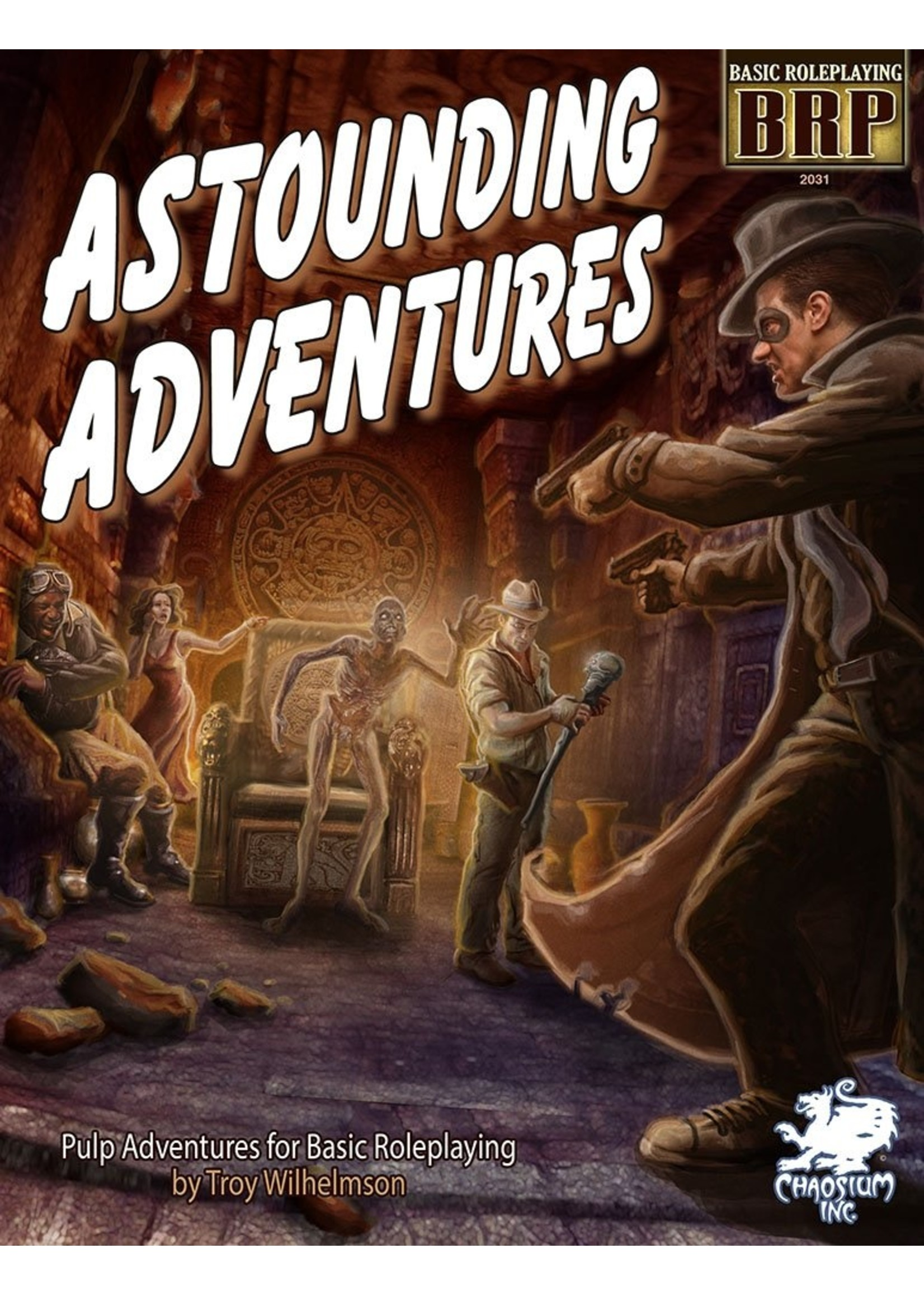 BRP: Astounding Adventures