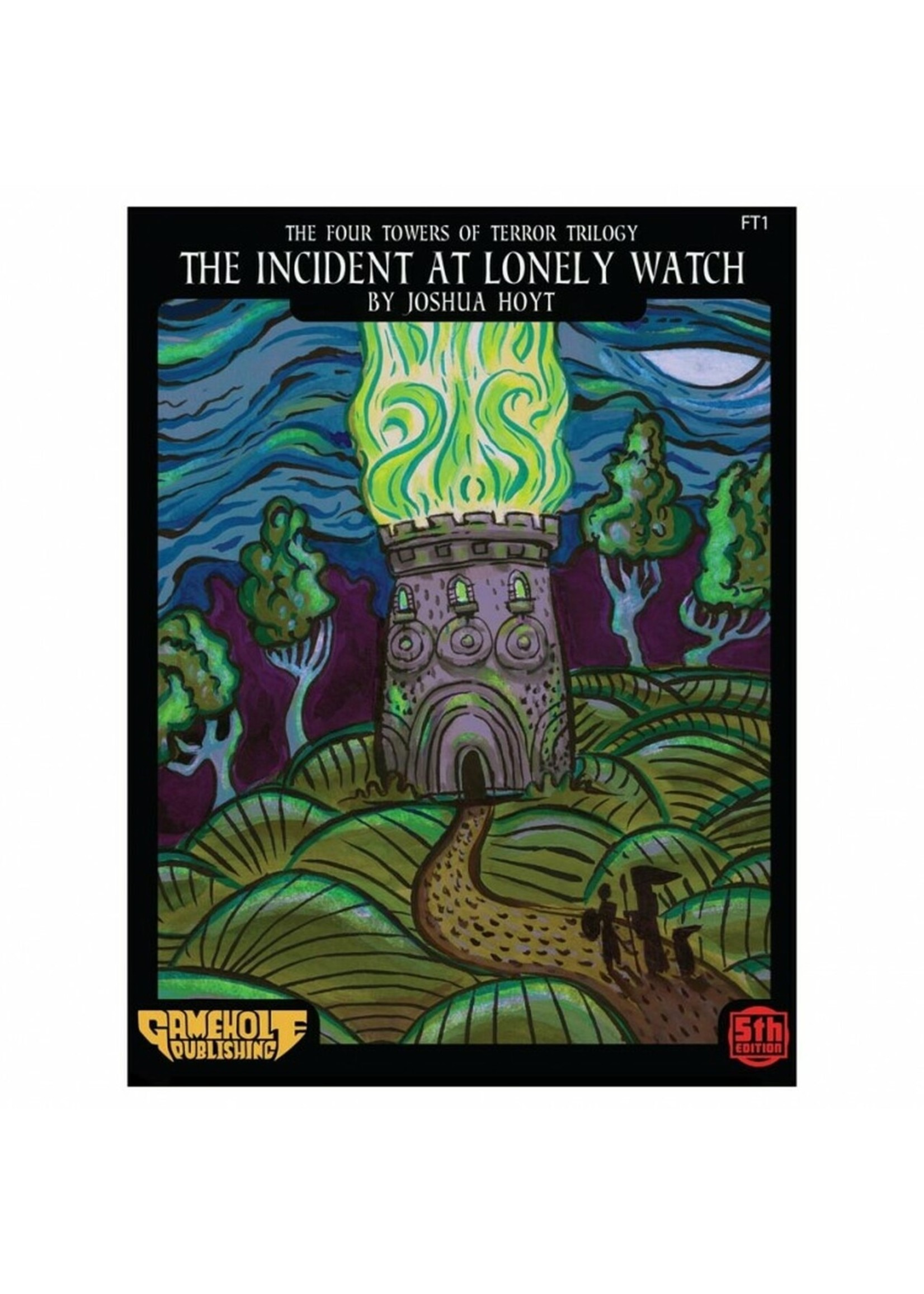 Incident at Lonely Watch (5E)