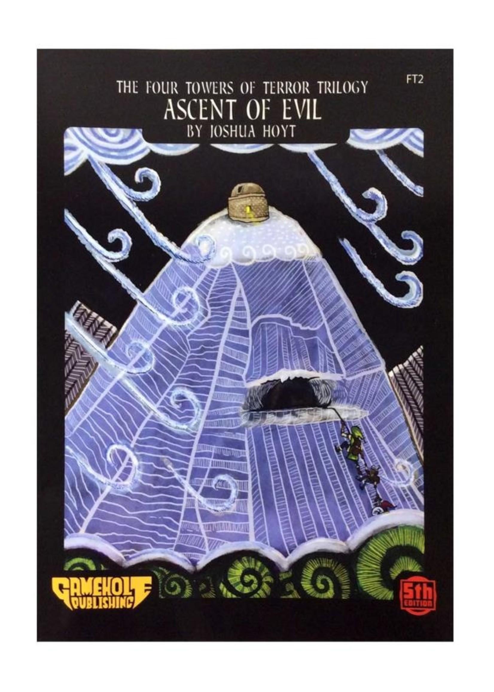 Ascent of Evil (5E)