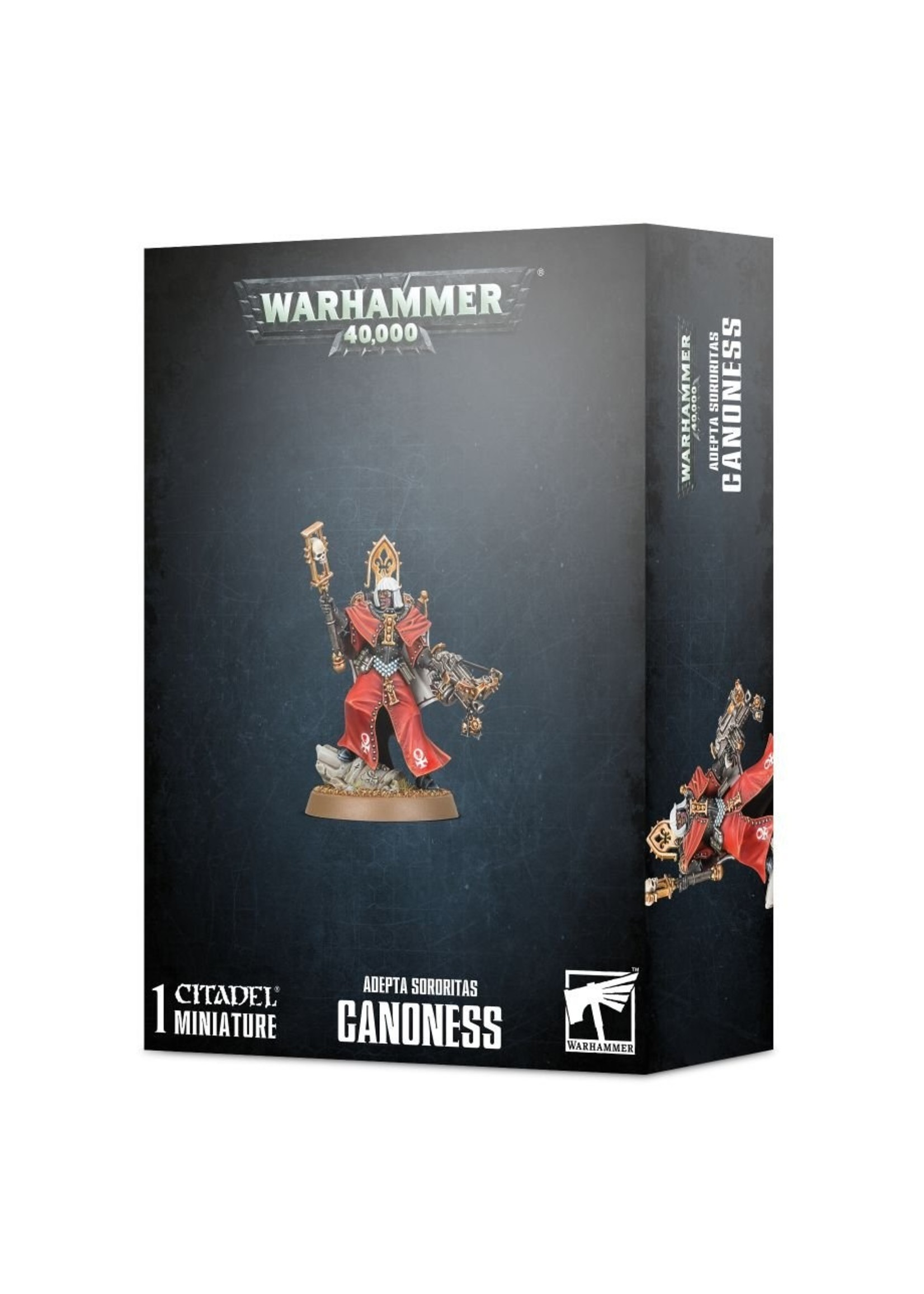 Warhammer 40K: Adepta Sororitas - Canoness