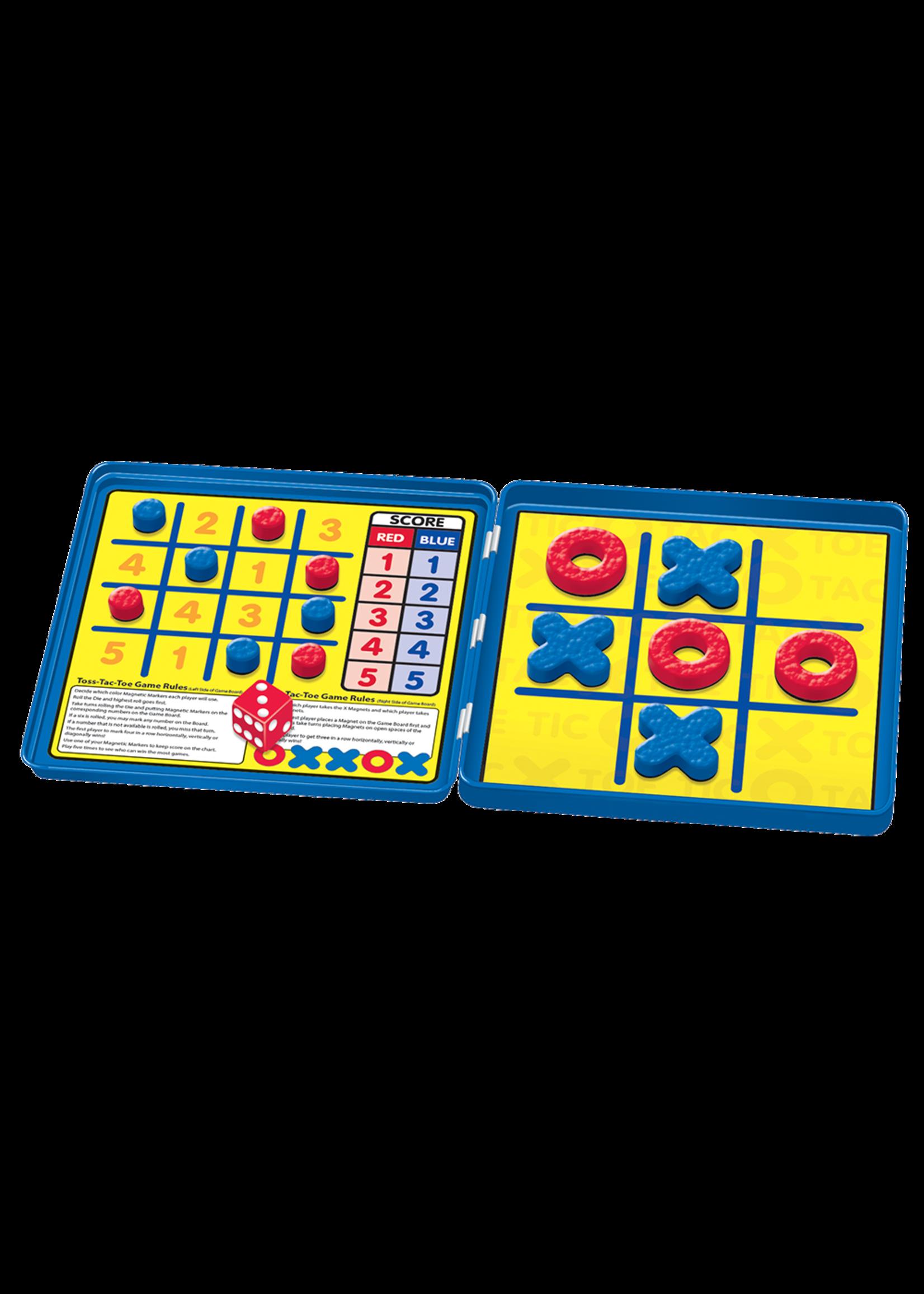 Take N Play Anywhere: Tic-Tac-Toe