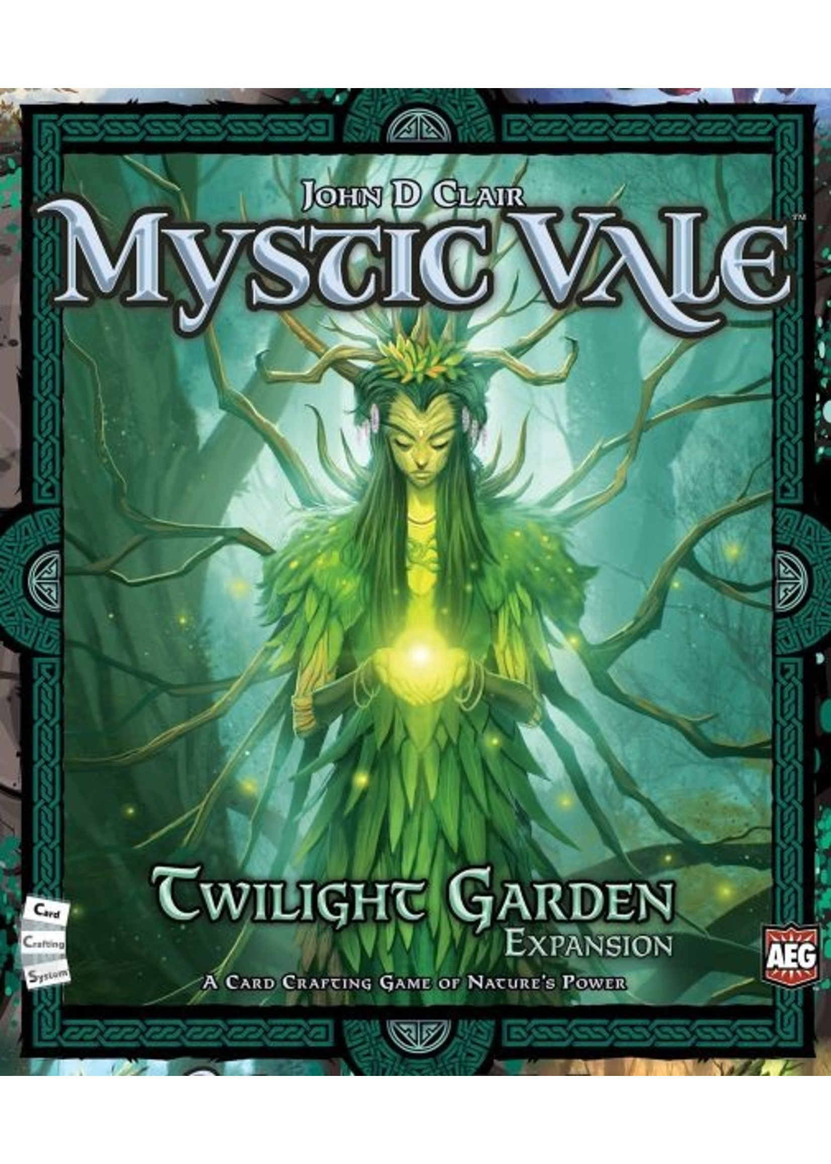 Mystic Vale: Twilight Garden Expansion