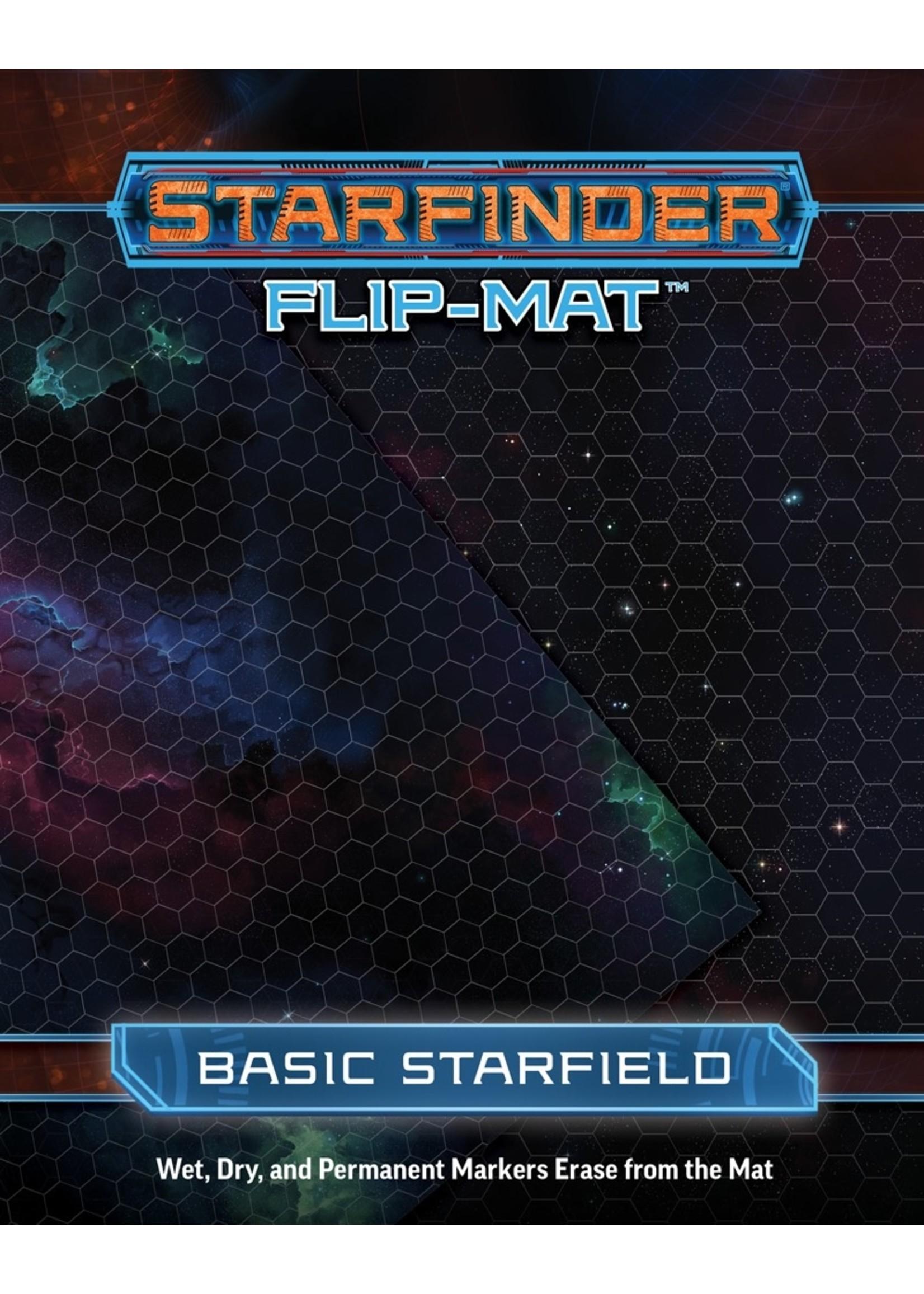 Starfinder RPG: Flip-Mat - Basic Starfield