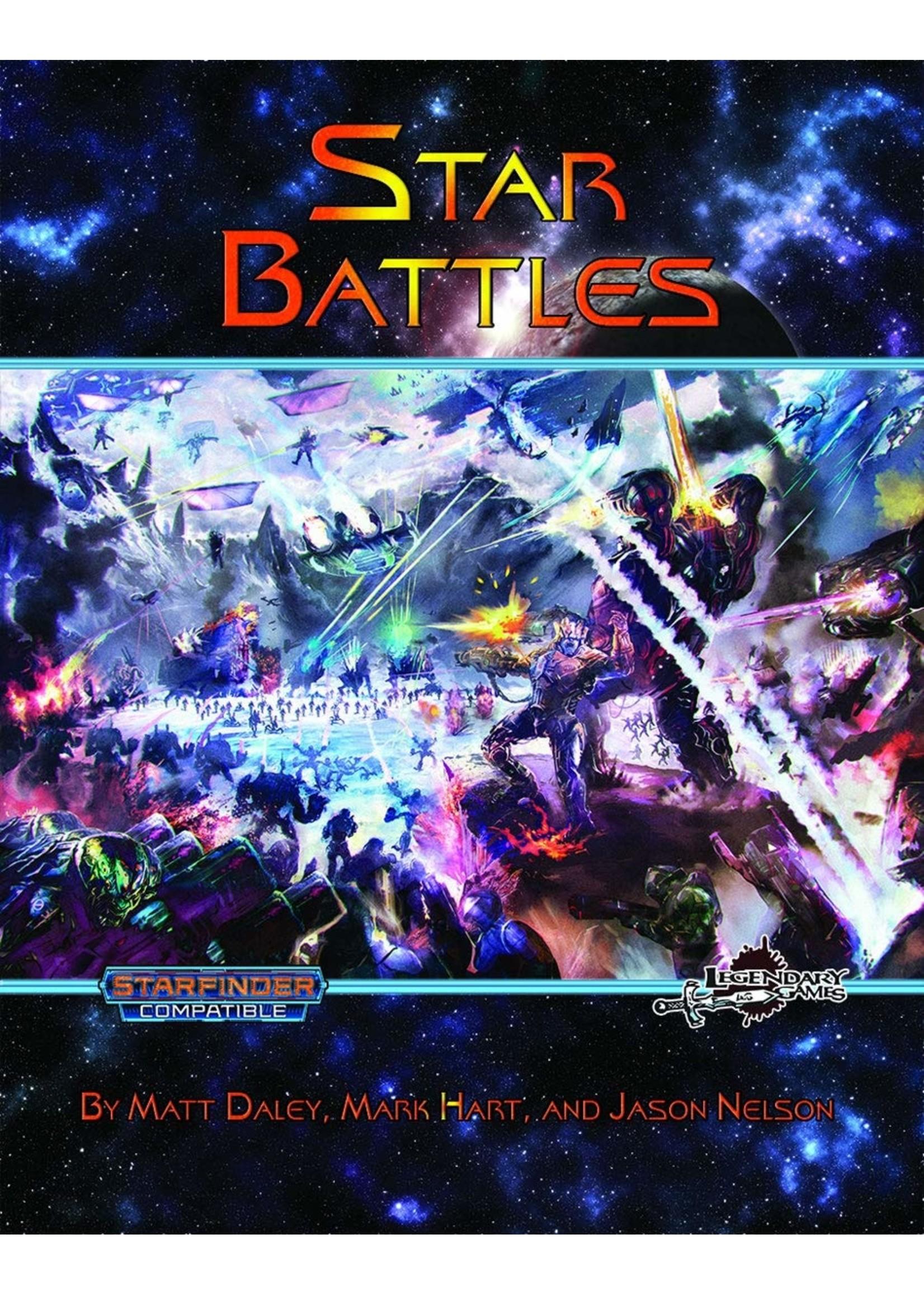 Star Battles (Starfinder)