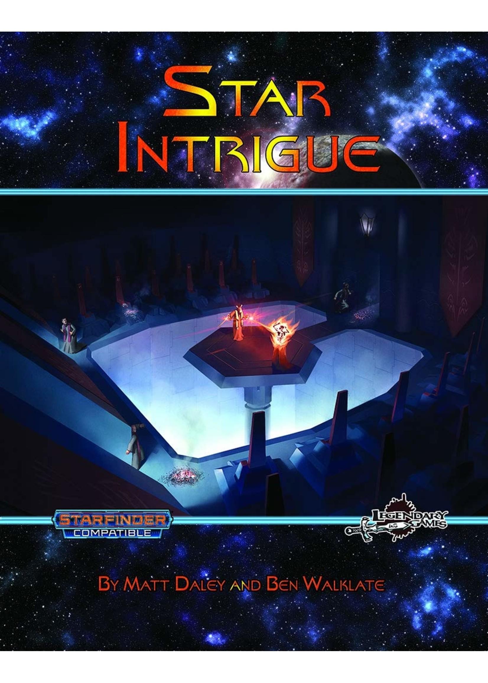 Star Intrigue (Starfinder)