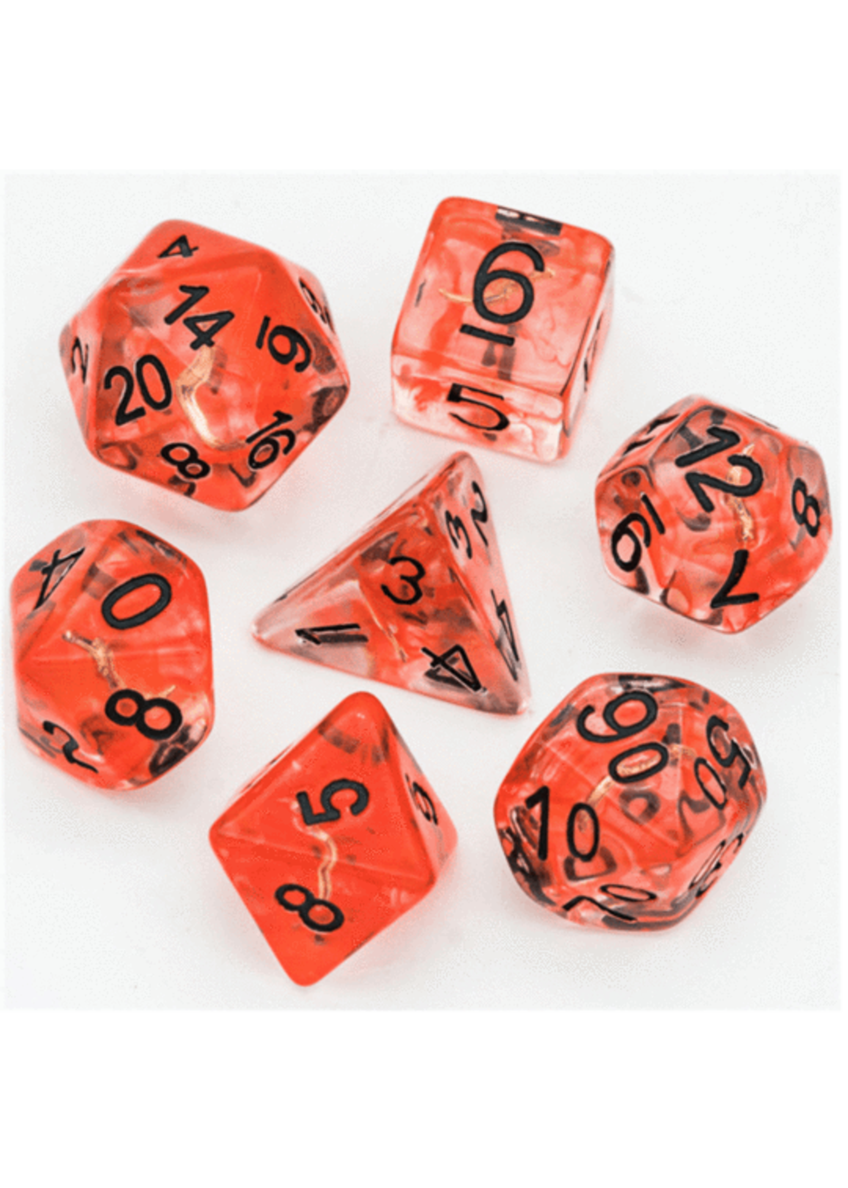 Rogue's Dagger RPG Dice Set