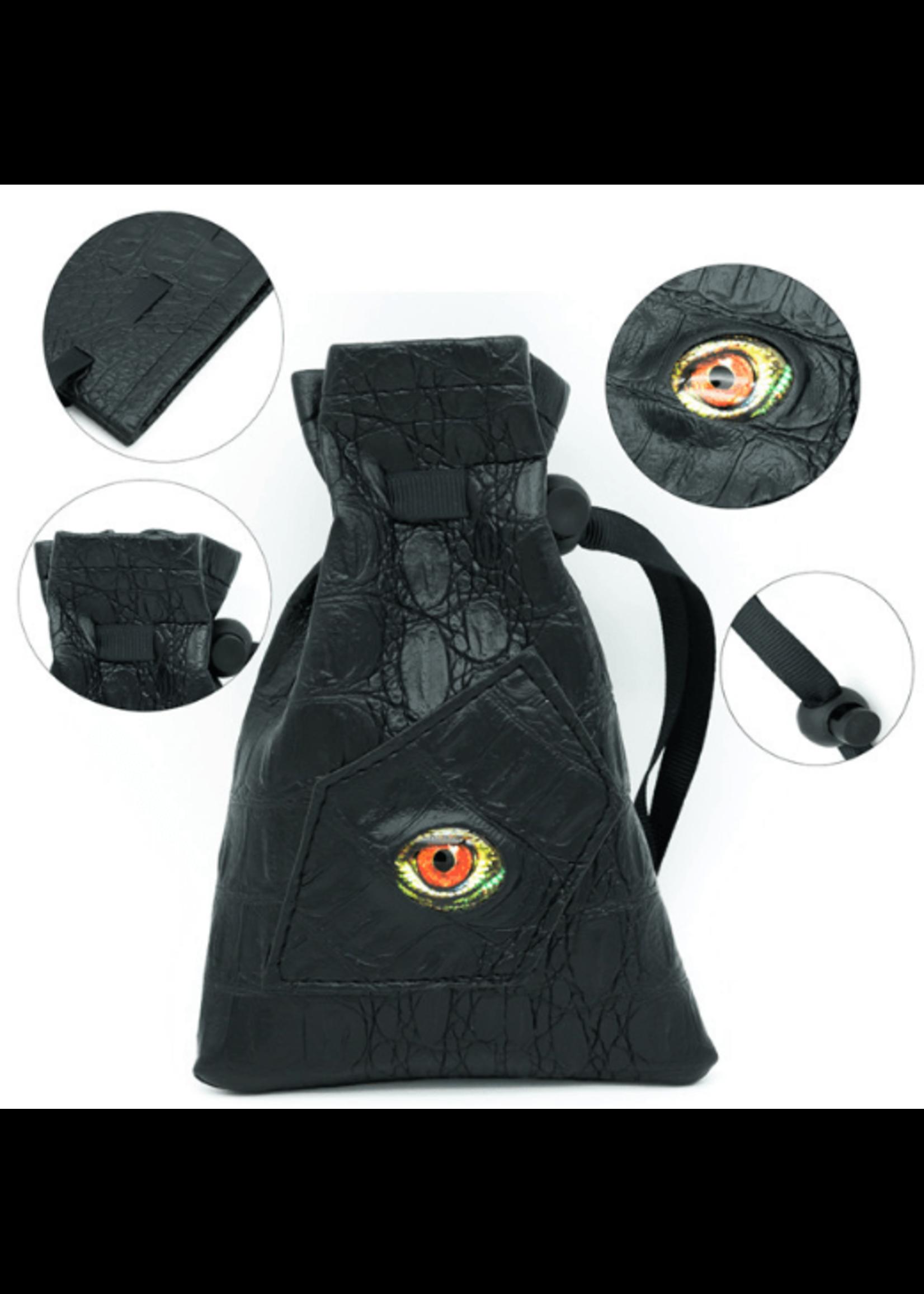 Reptillian Eye Bag