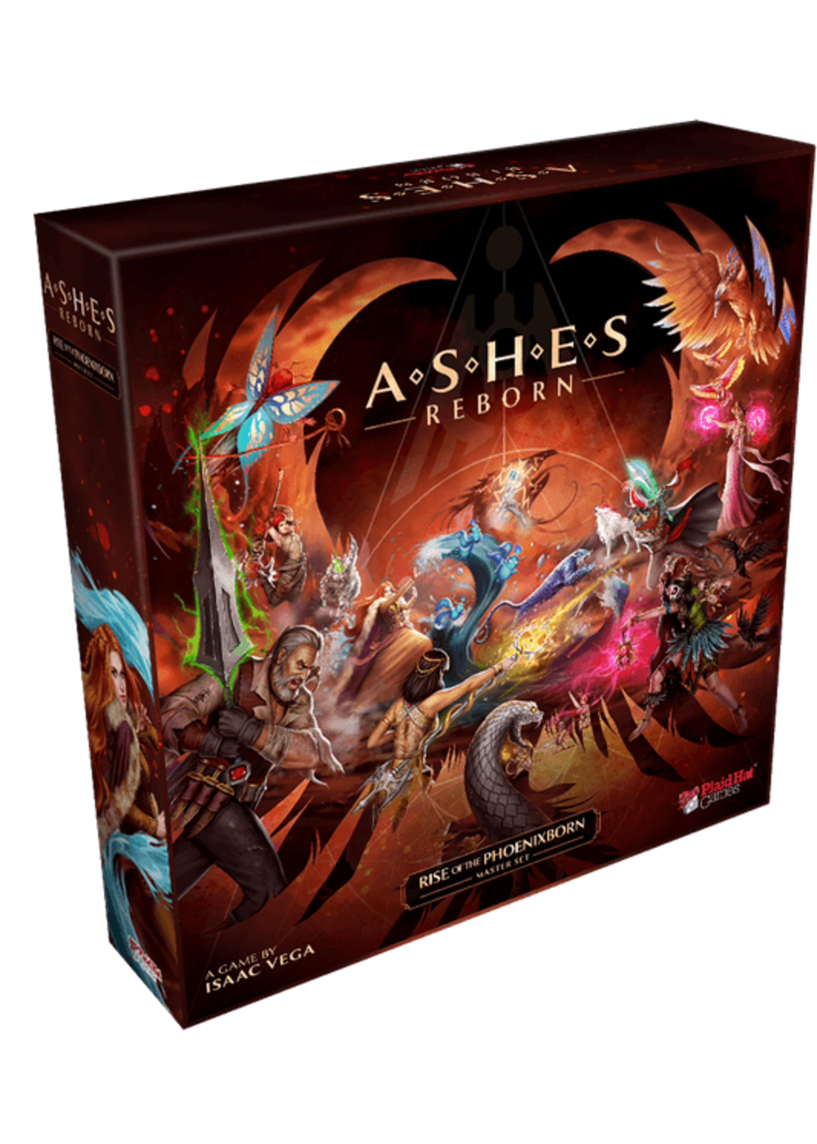 Ashes Reborn: Master Set