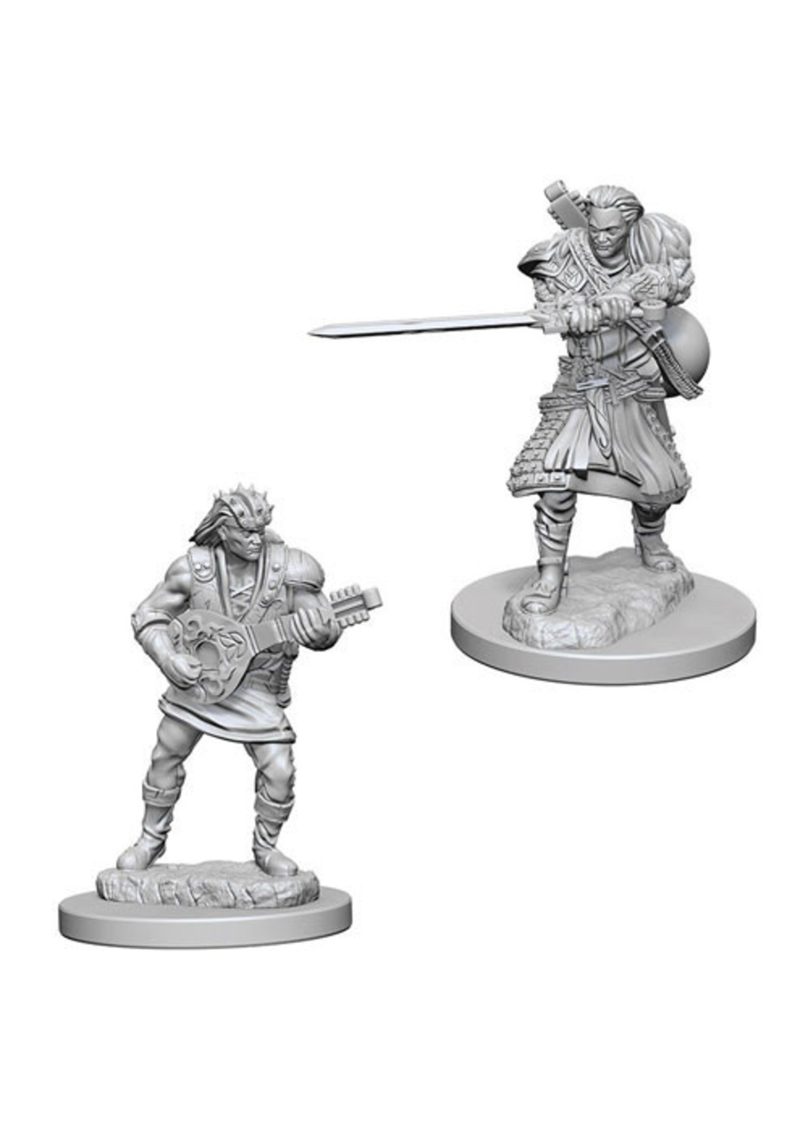 Dungeons & Dragons Nolzur`s Marvelous Unpainted Miniatures: W4 Human Male Bard
