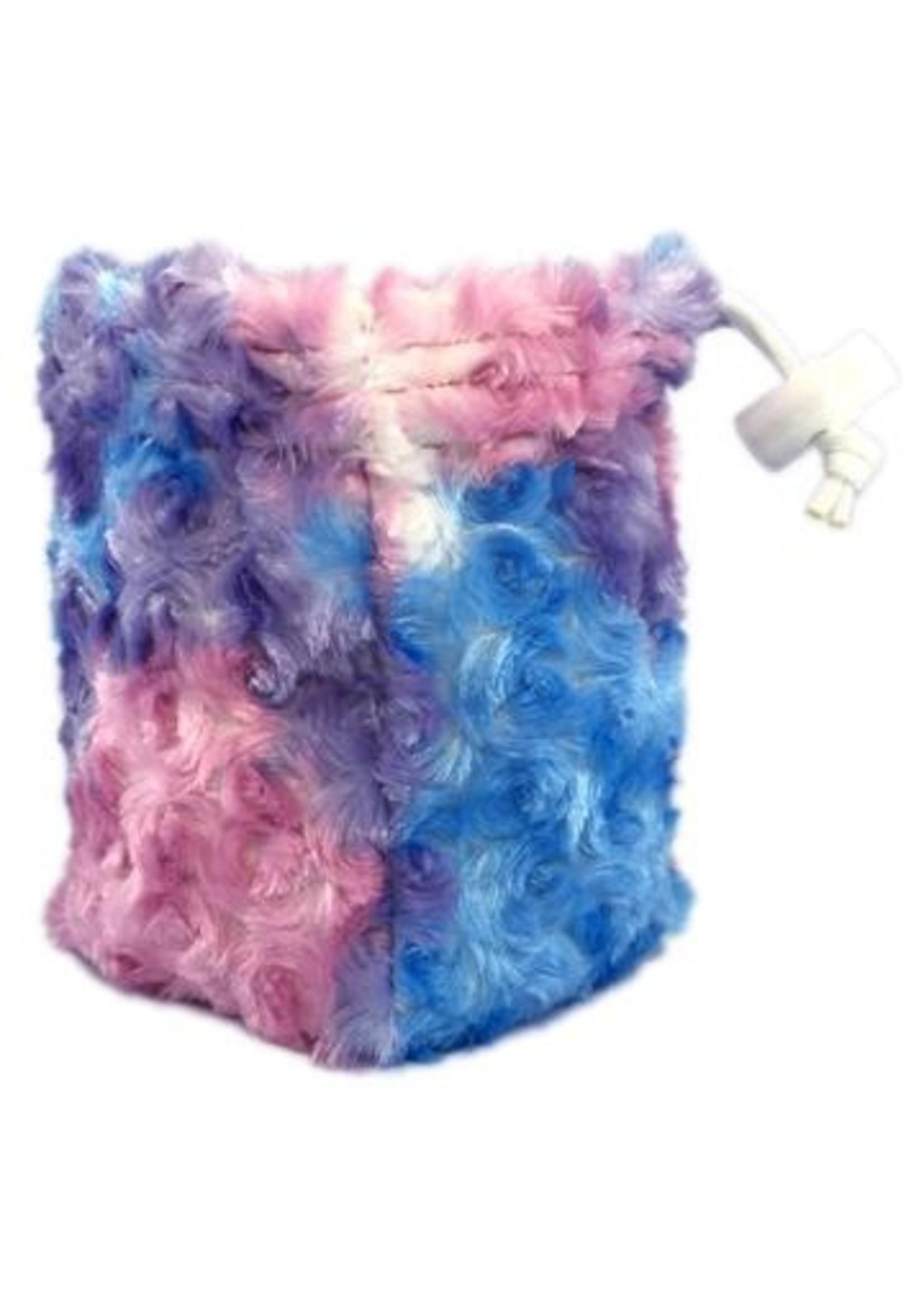 Unicorn Mane Dice Bag: Cotton Candy