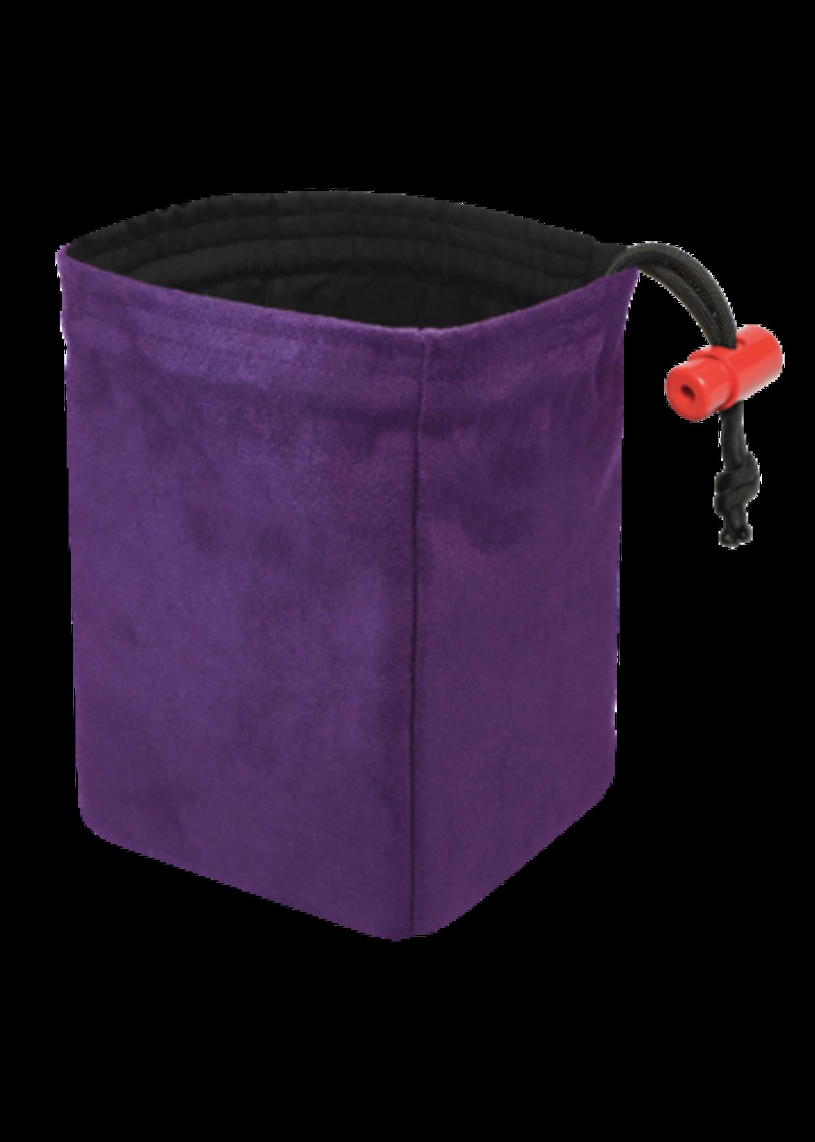 Classic Dice Bag: Purple