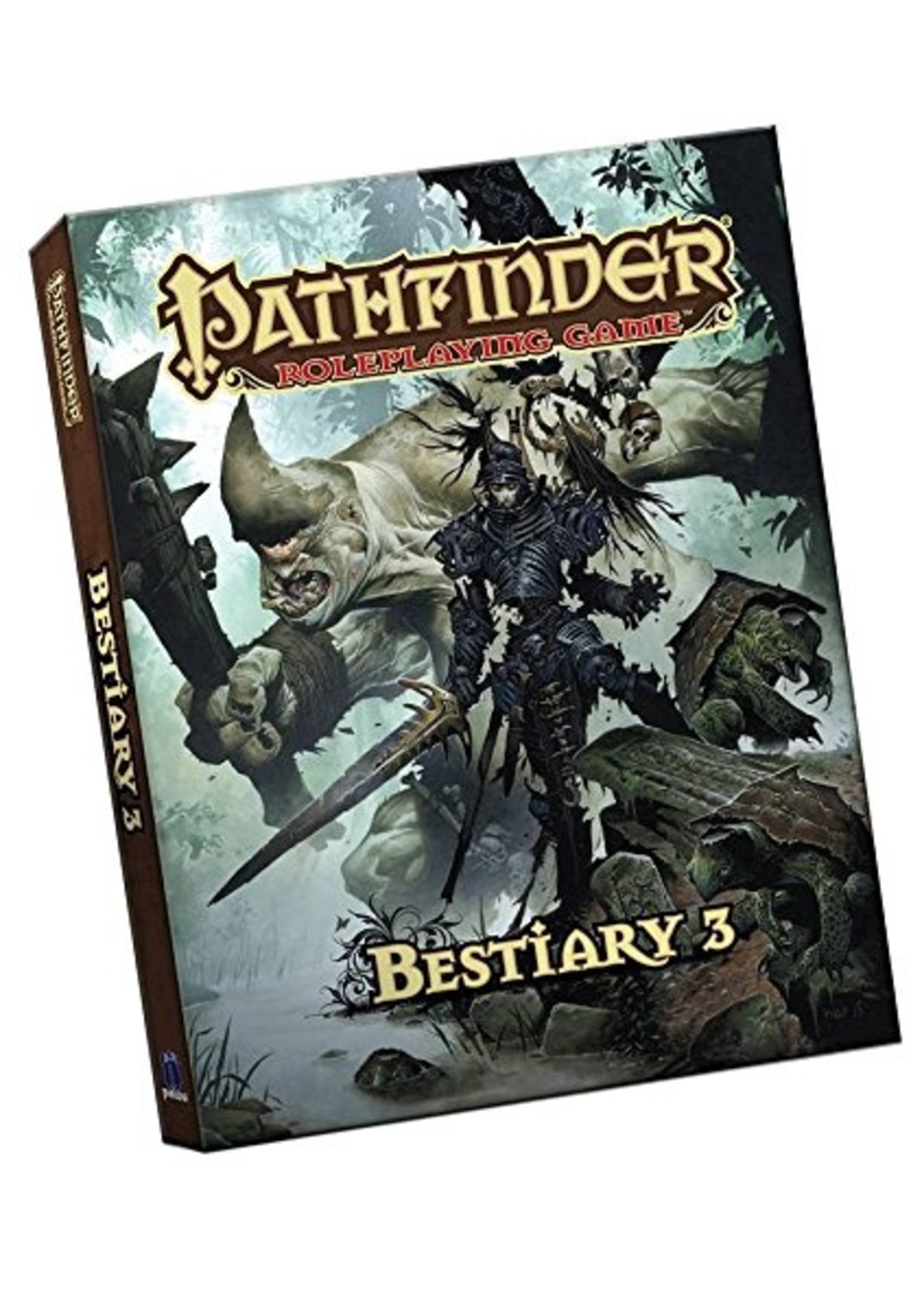 Pathfinder RPG: Bestiary 3 (Pocket Edition) (P2)