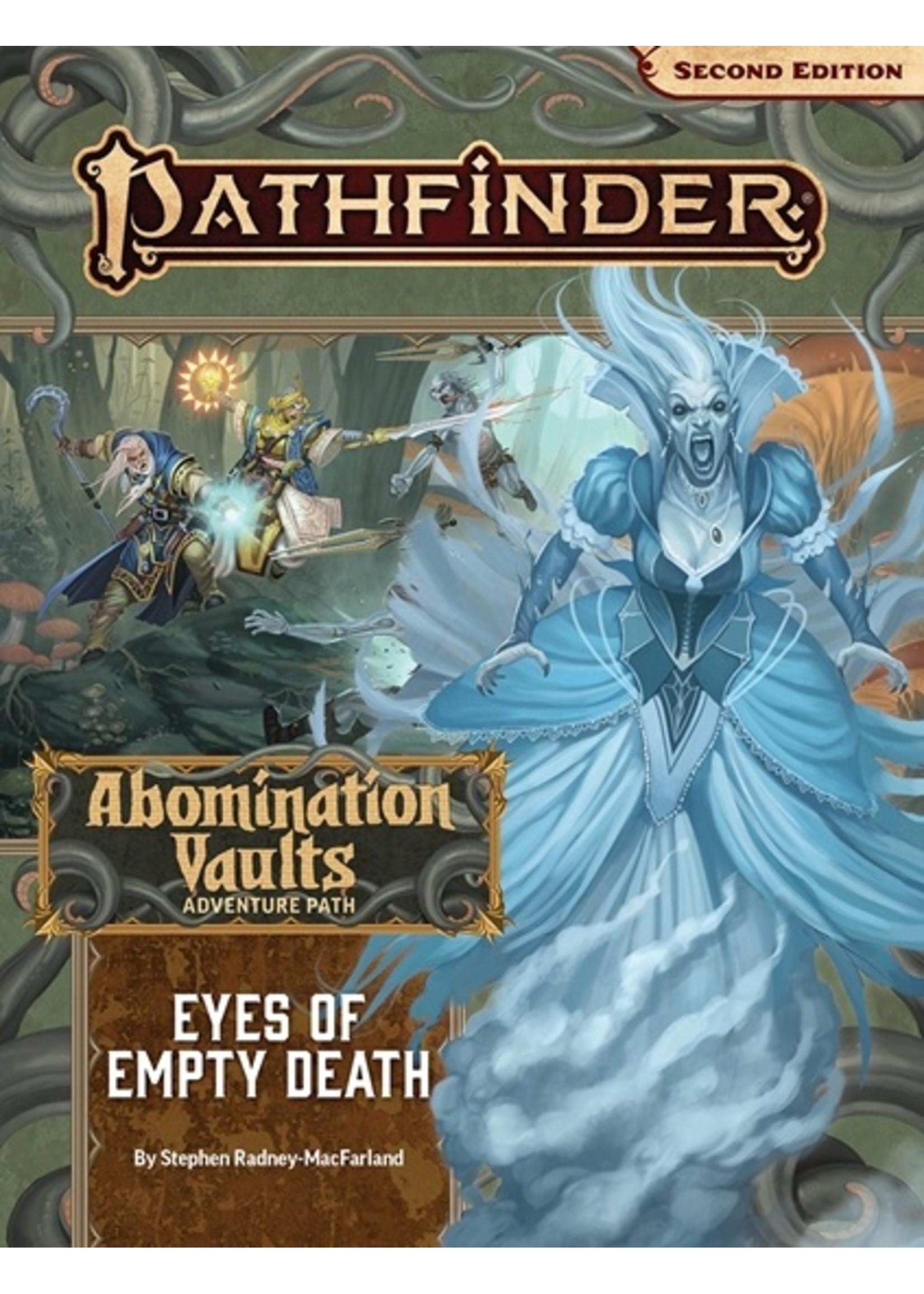 Pathfinder RPG: Adventure Path - Abomination Vaults Part 3 - Eyes of Empty Death (P2)