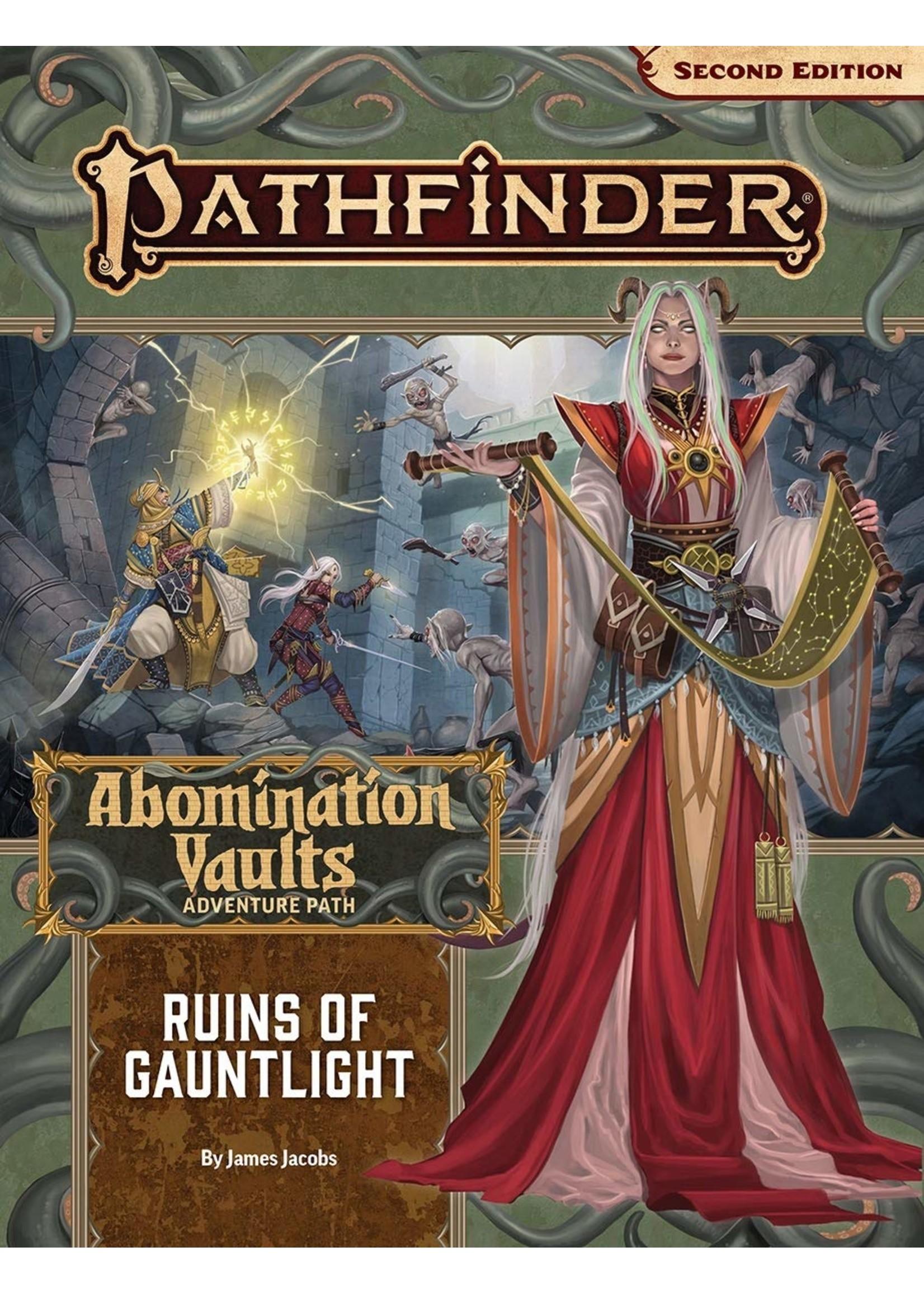 Pathfinder RPG: Adventure Path - Abomination Vaults Part 1 - Ruins of Gauntlight (P2)