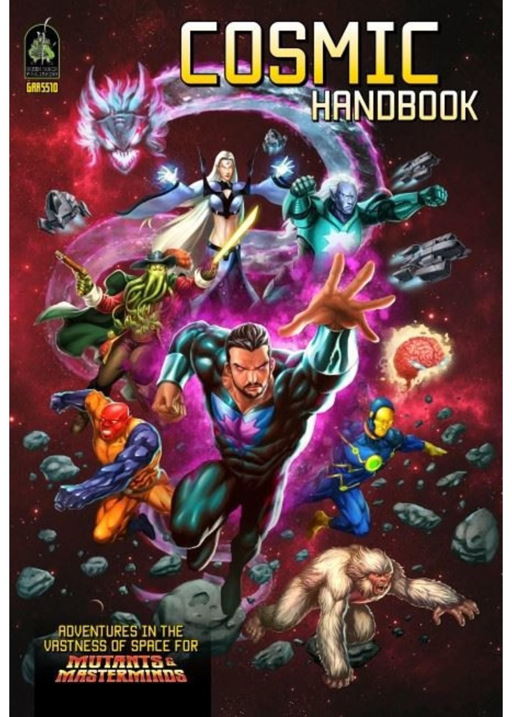 Mutants and Masterminds: Cosmic Handbook