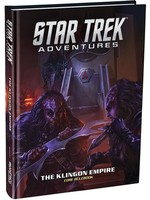 Star Trek Adventures: Klingon Empire Core Book