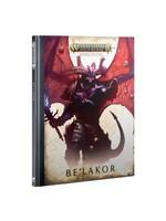 Warhammer Age of Sigmar: Broken Realms - Be'lakor (Hardcover)