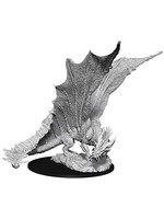 Dungeons & Dragons Nolzur`s Marvelous Unpainted Miniatures: W11 Young Gold Dragon