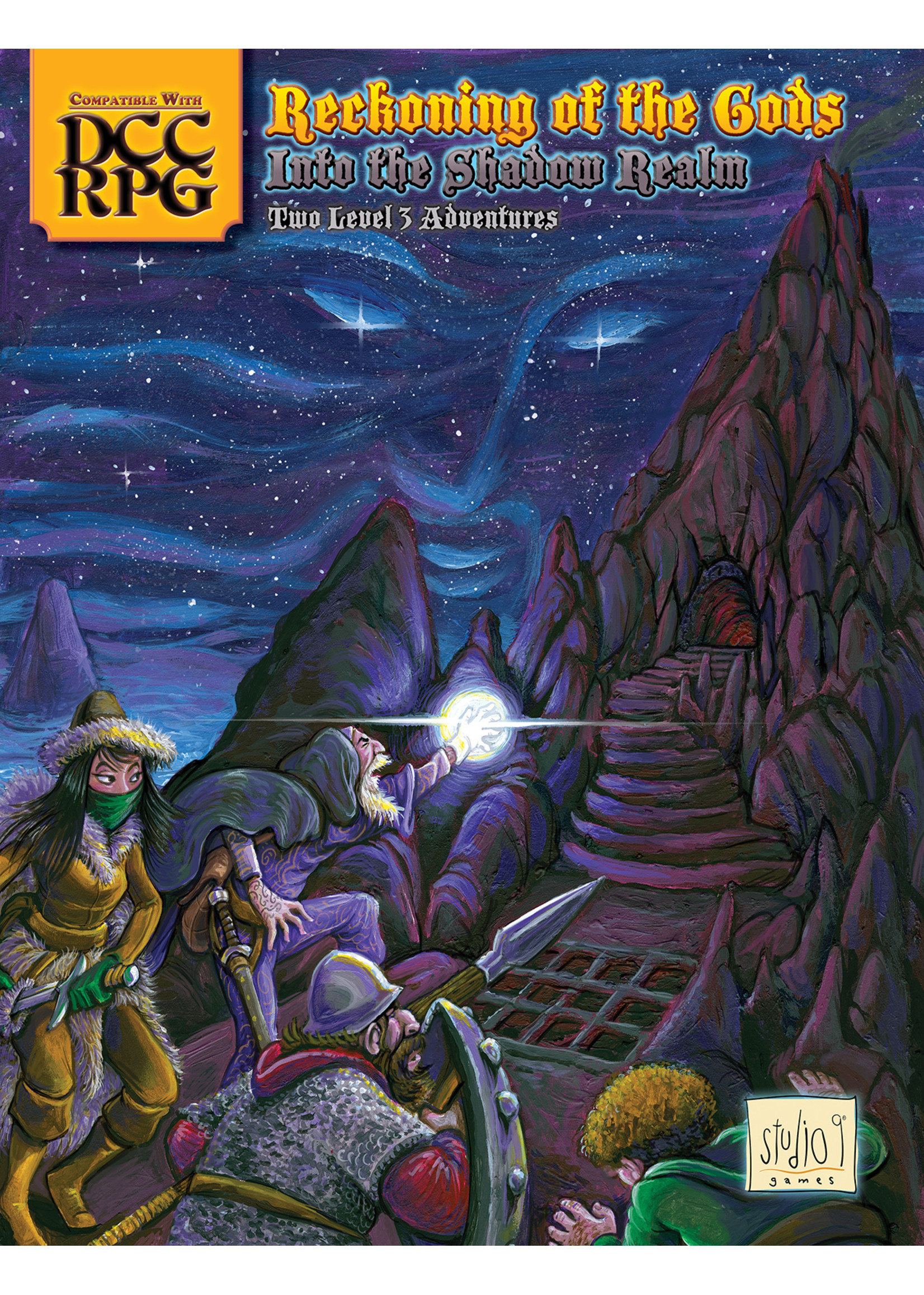 Dungeon Crawl Classics: Reckoning of the Gods