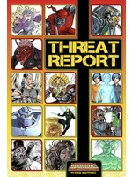 Mutants and Masterminds: 3rd Edition Threat Report