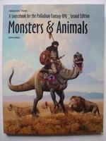 Palladium Fantasy RPG: Monsters and Animals