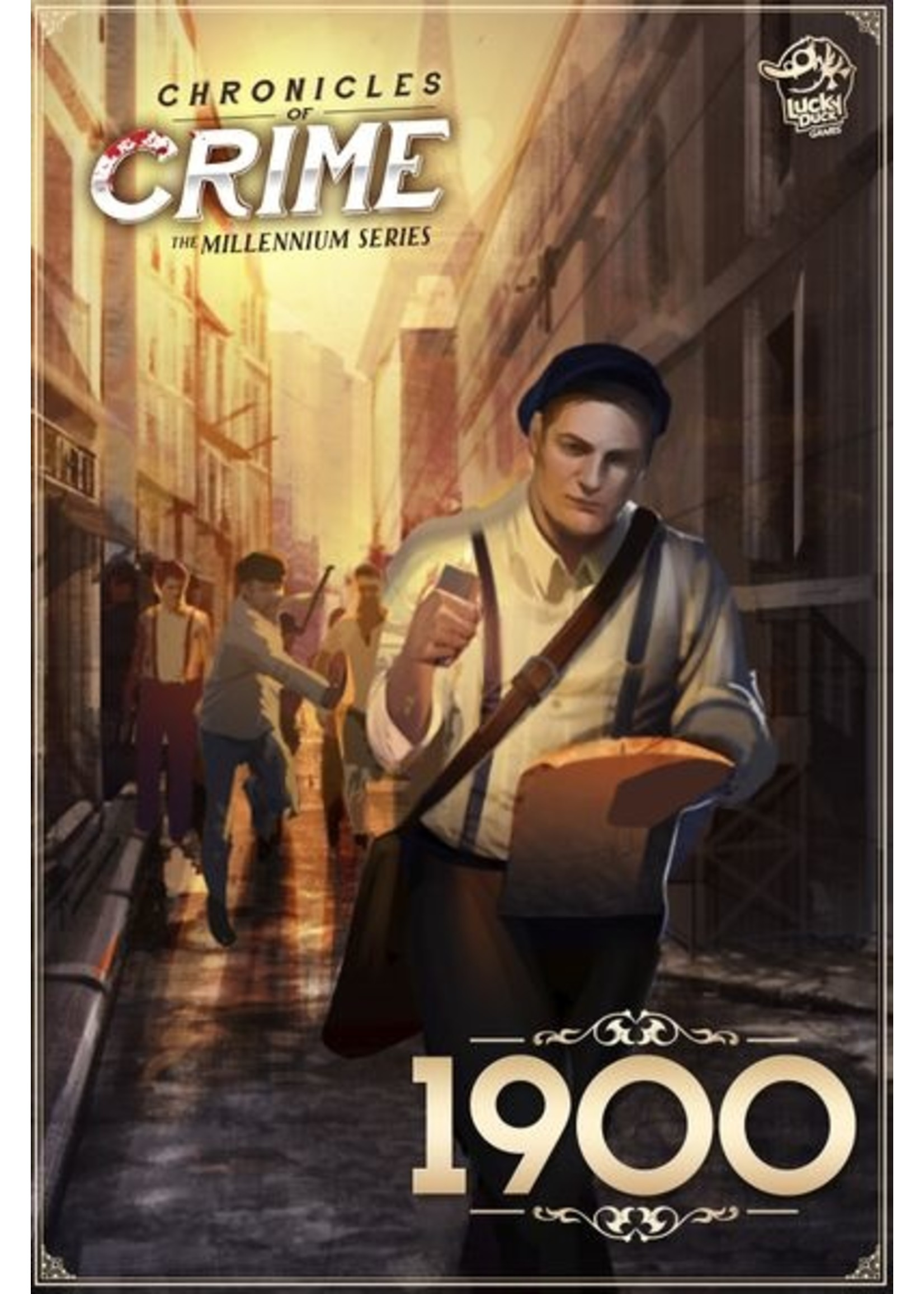 Chronicles of Crime: 1900