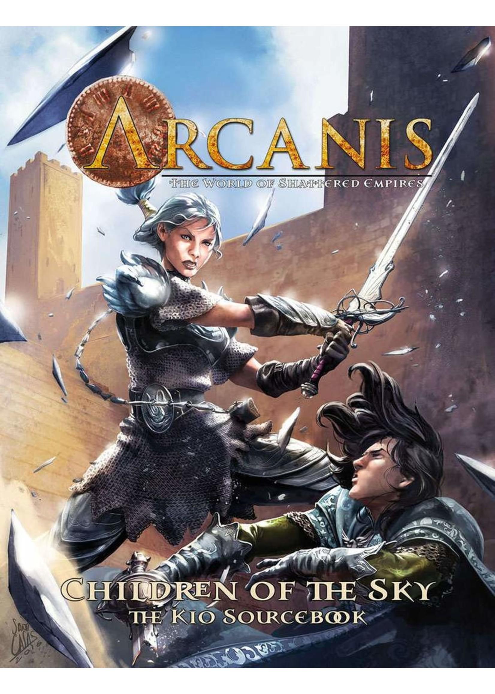 Arcanis: Children of the Sky (5E)
