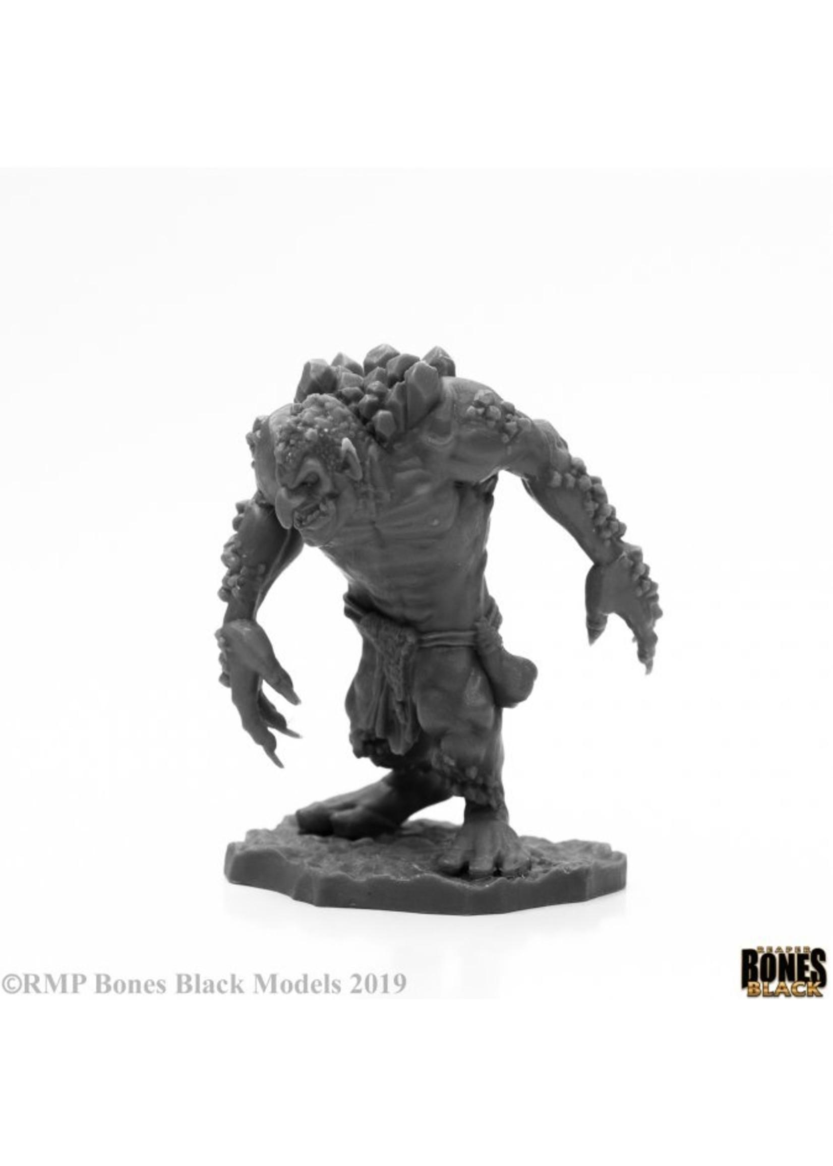 Bones Black: Rock Troll