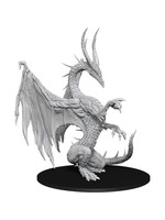 Pathfinder Deep Cuts Unpainted Miniatures: W14 Blue Dragon