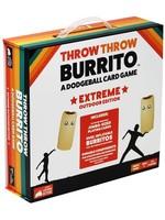 Throw Throw Burrito: Extreme Outdoor Edition