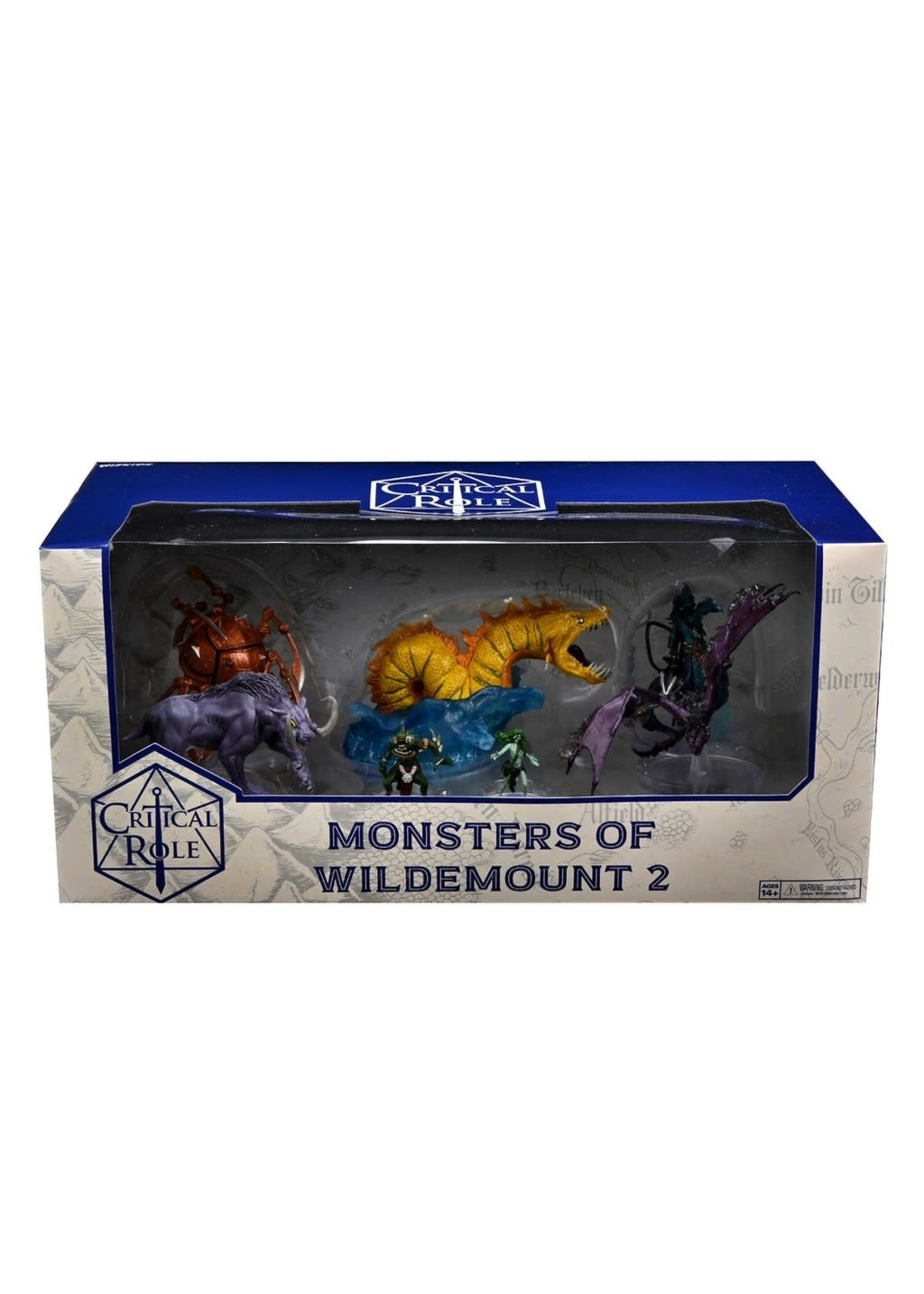 Critical Role: Monsters of Wildemount 2 Box Set