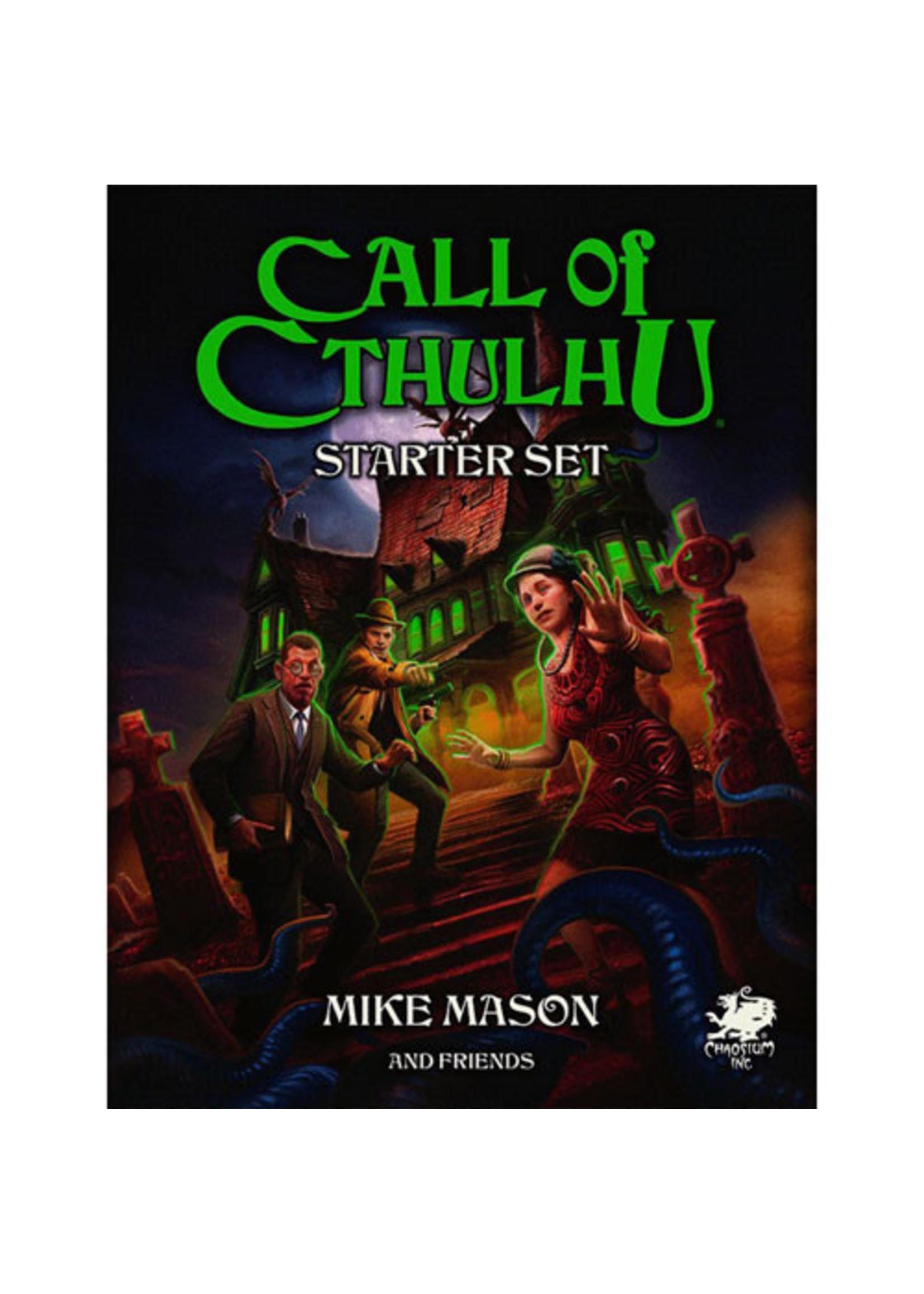 Call of Cthulhu: Starter Set