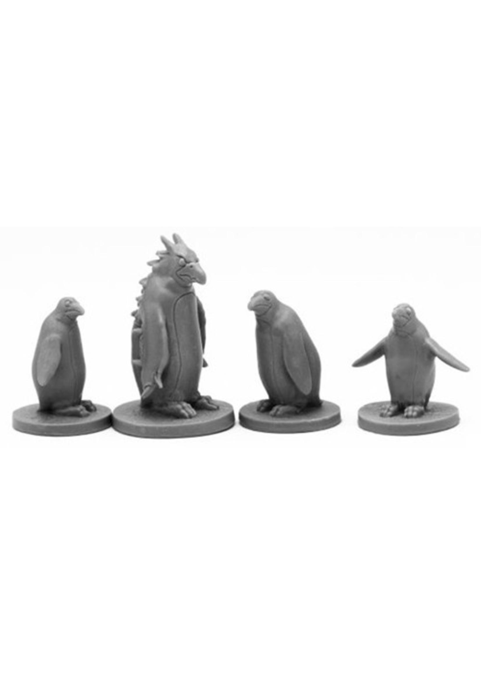 Bones Black: Penguin Attack Pack (4)