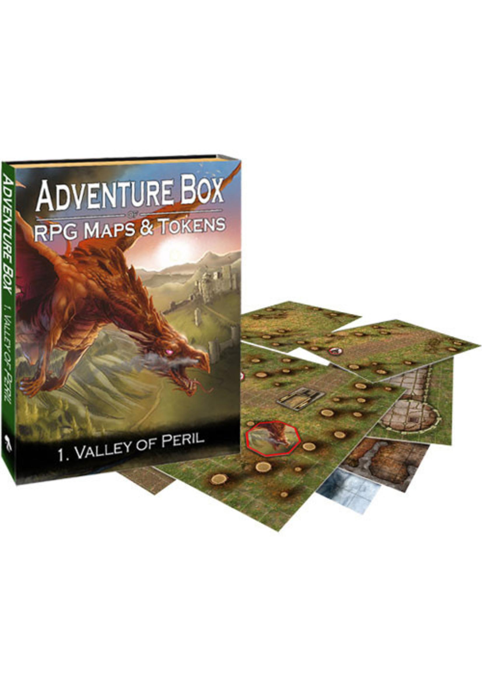 Box of Adventure: Valley of Peril