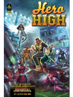 Mutants and Masterminds: Hero High Sourcebook - Revised Edition