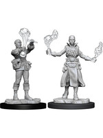 Pathfinder Deep Cuts Unpainted Miniatures: W15 Human Alchemist Female