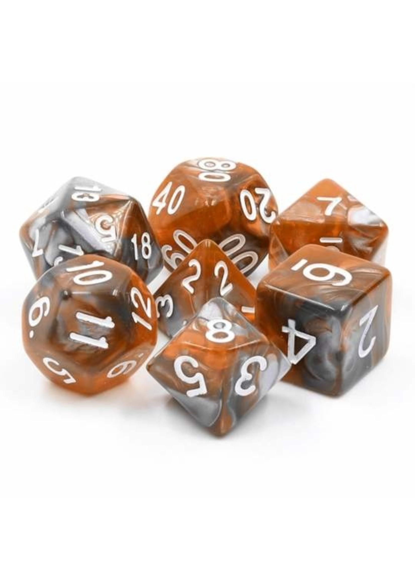 Amber Shard RPG Dice Set