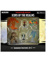 Dungeons & Dragons Fantasy Miniatures: Icons of the Realms Summoned Creatures, Set 2
