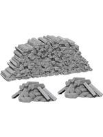 WizKids Deep Cuts Unpainted Miniatures: W10 Piles of Wood