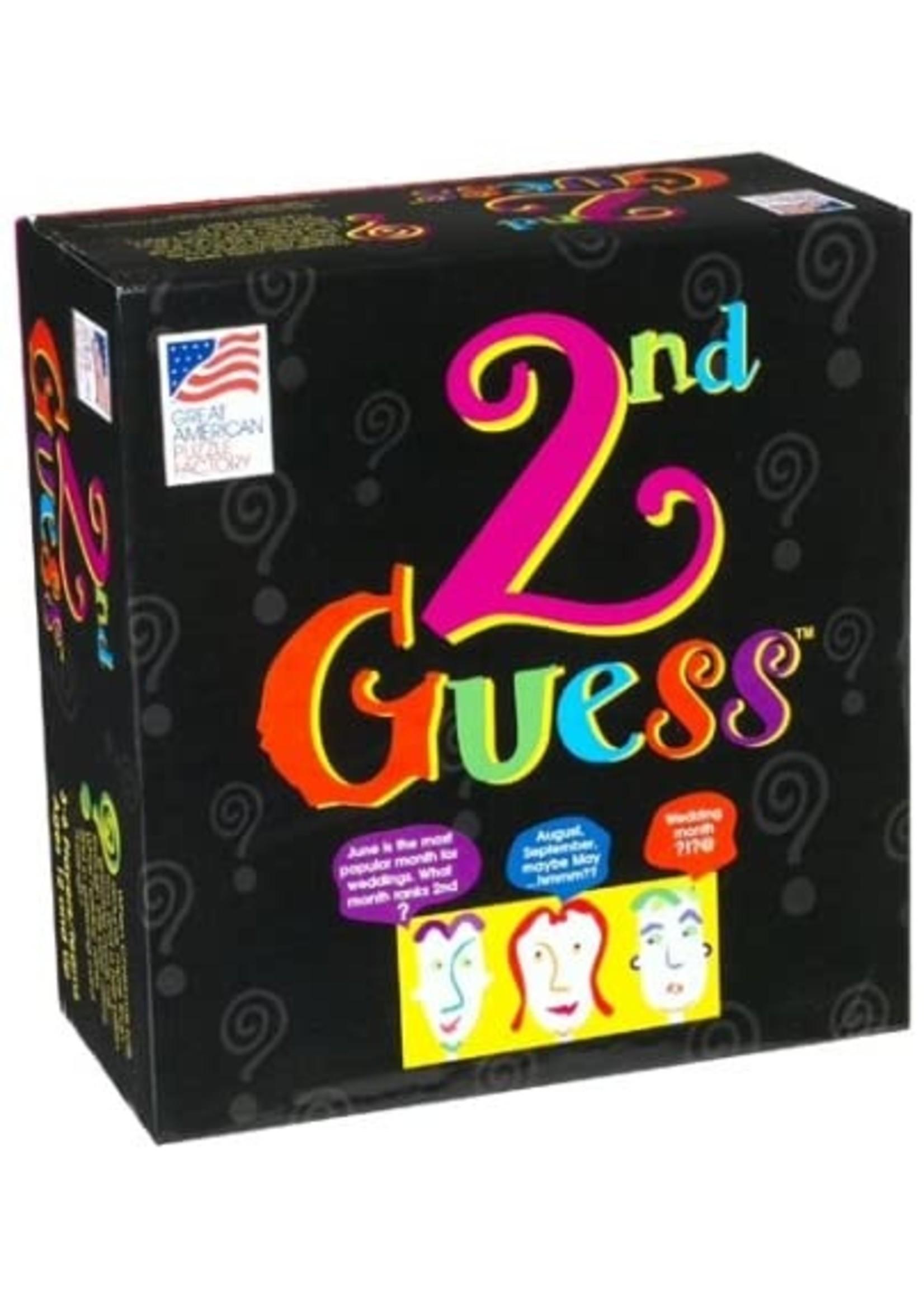 2nd Guess
