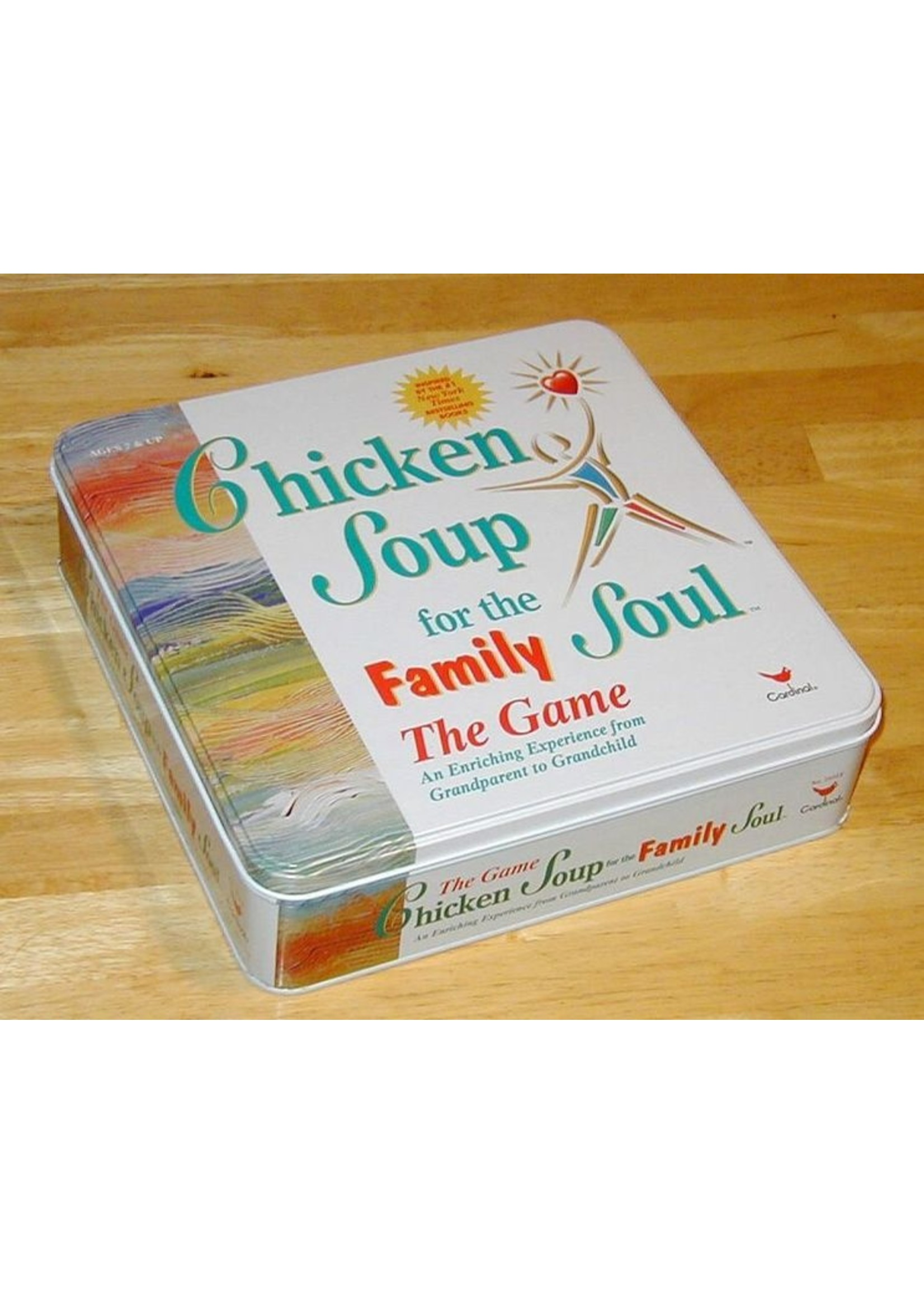 Chicken Soup for the Family Soul