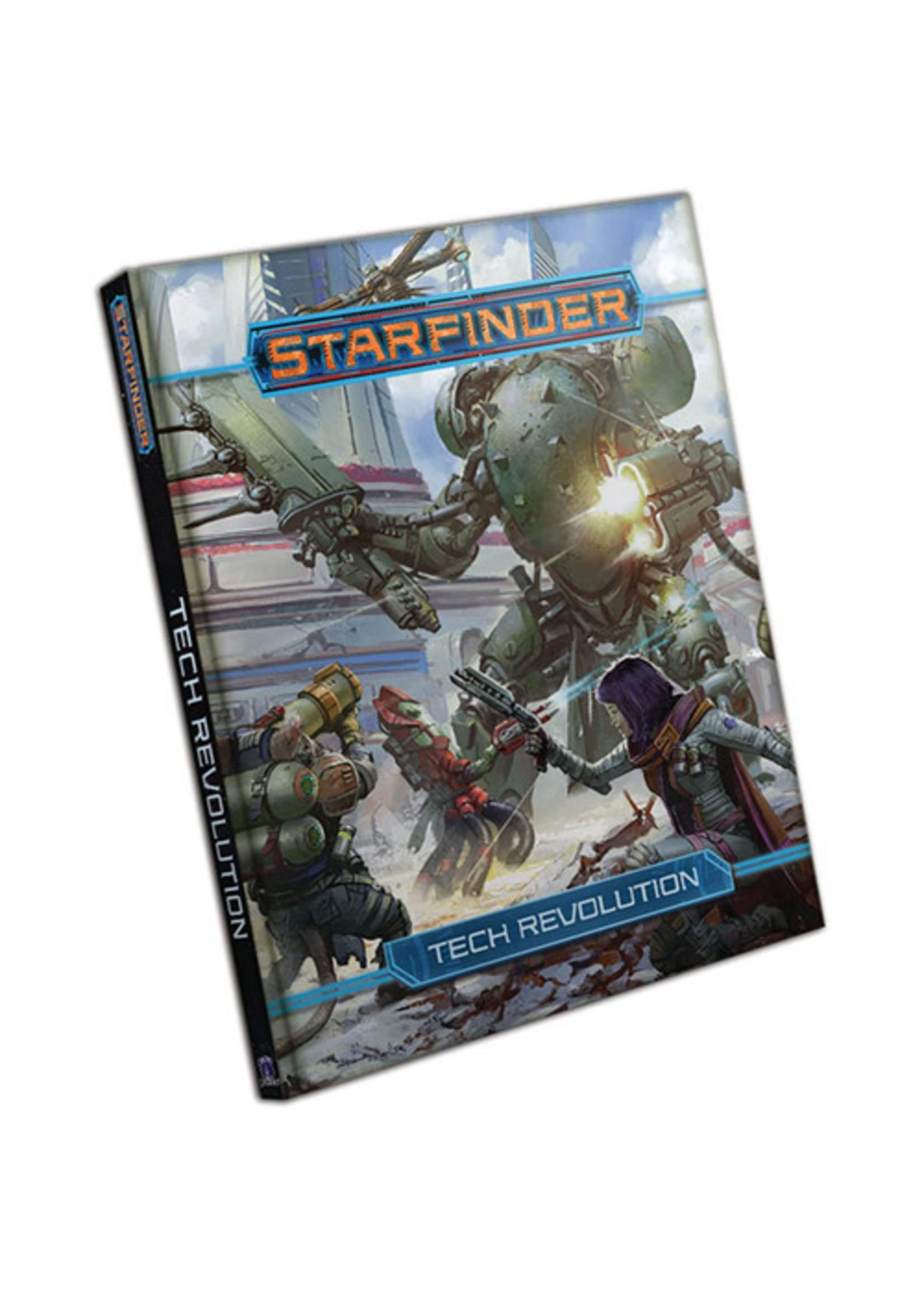 Starfinder RPG: Tech Revolution Hardcover