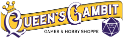 Queens Gambit - Games & Hobby Shoppe