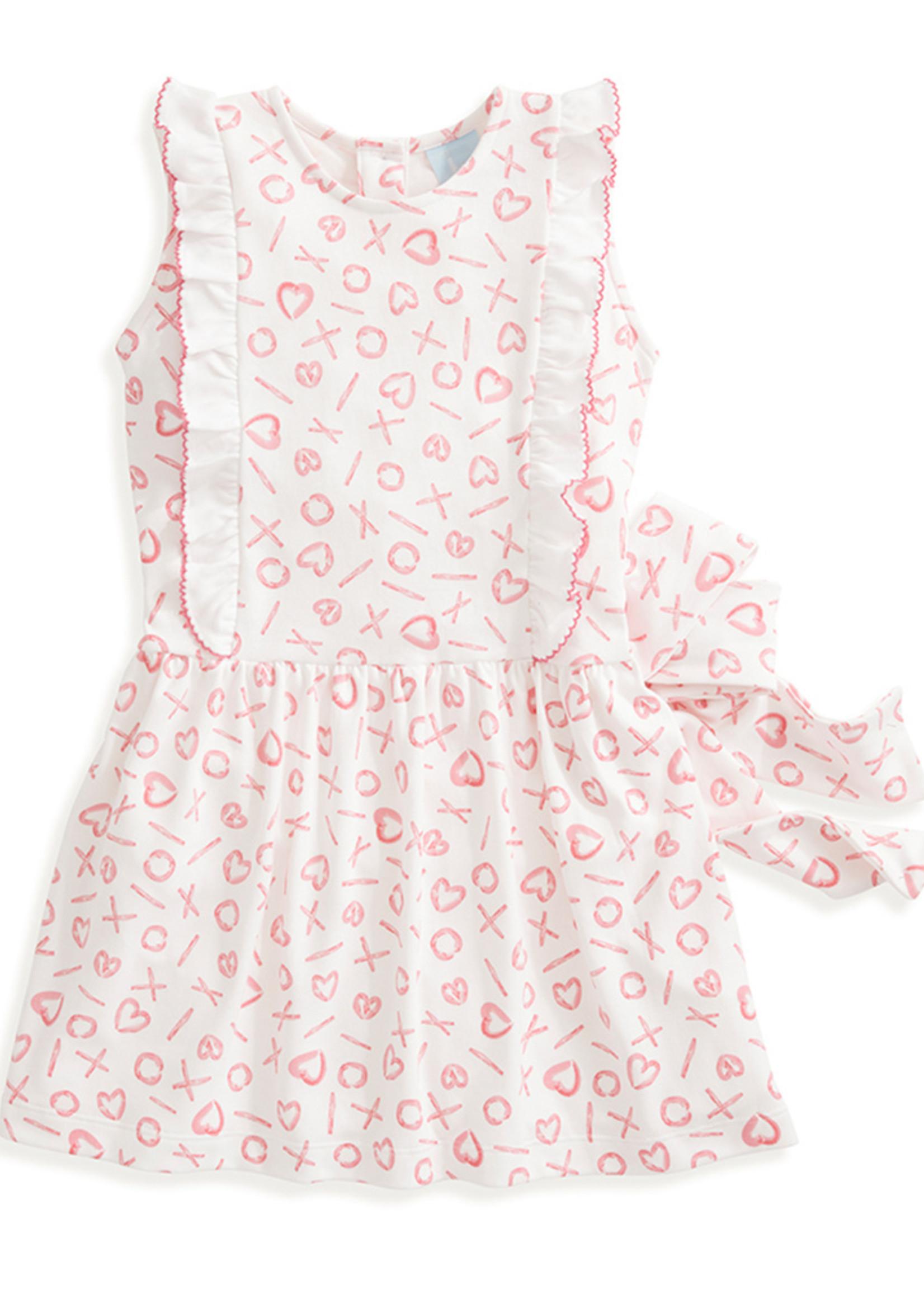PINK XO SUSSEX DRESS