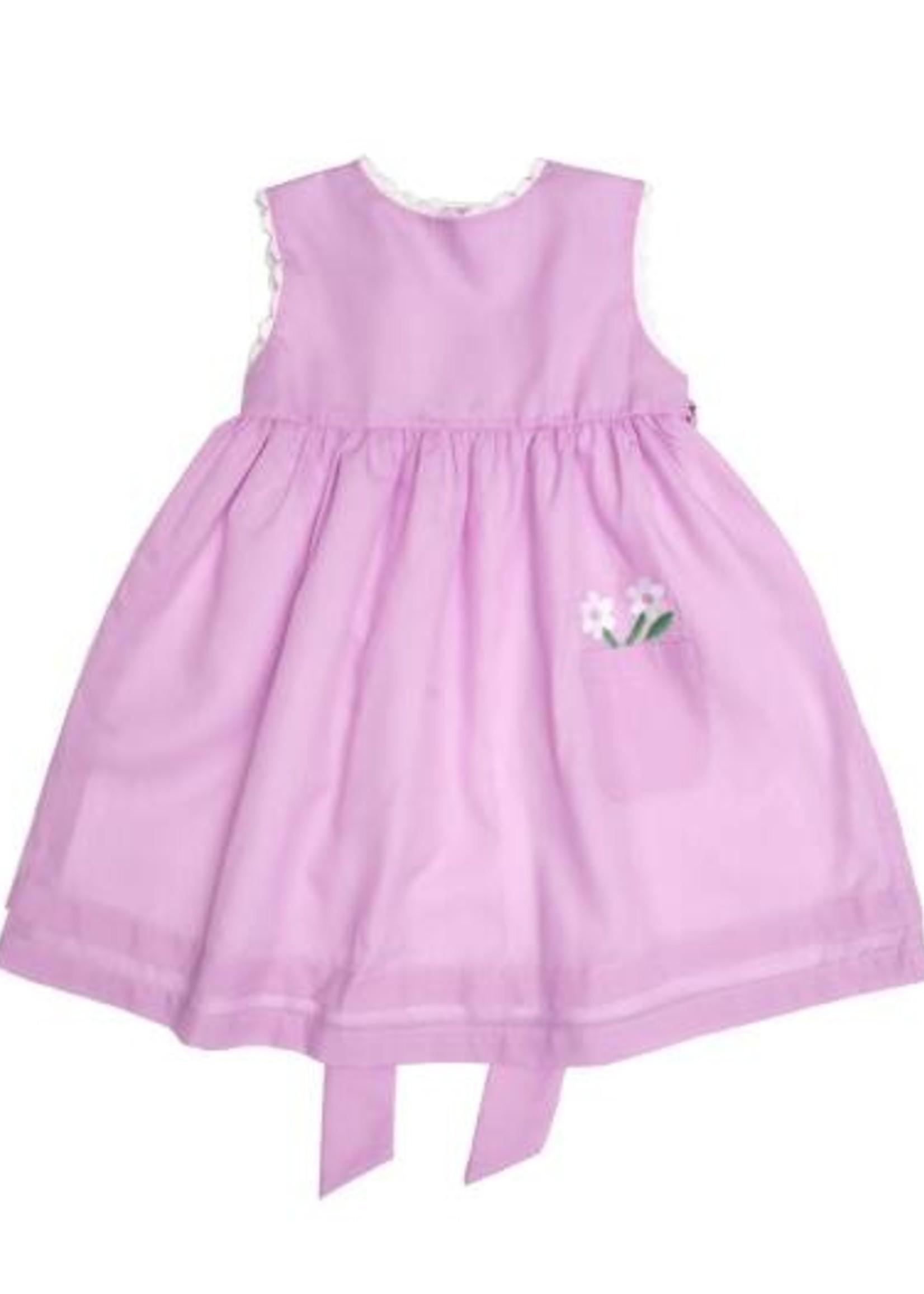 KENDALL PURPLE DRESS