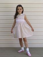 DITSY ROSE SMOCKED DRESS