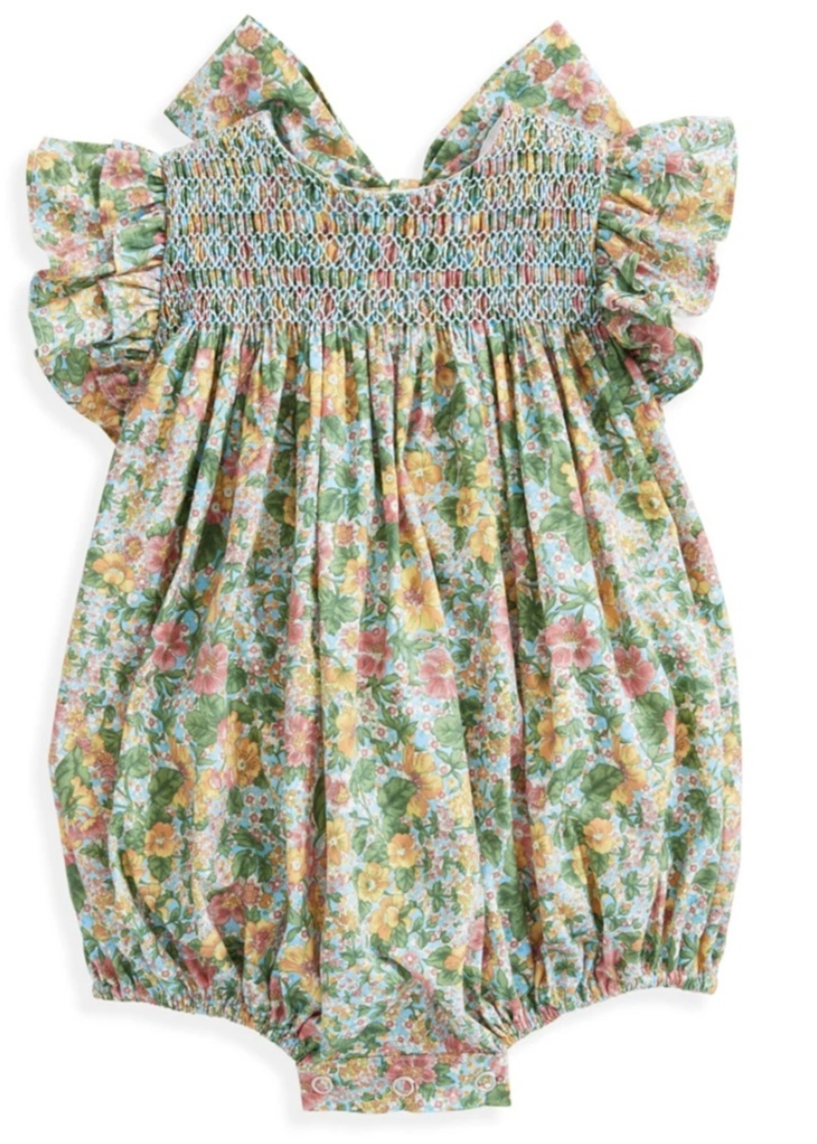 CALLIOPE FLORAL GREER BUBBLE