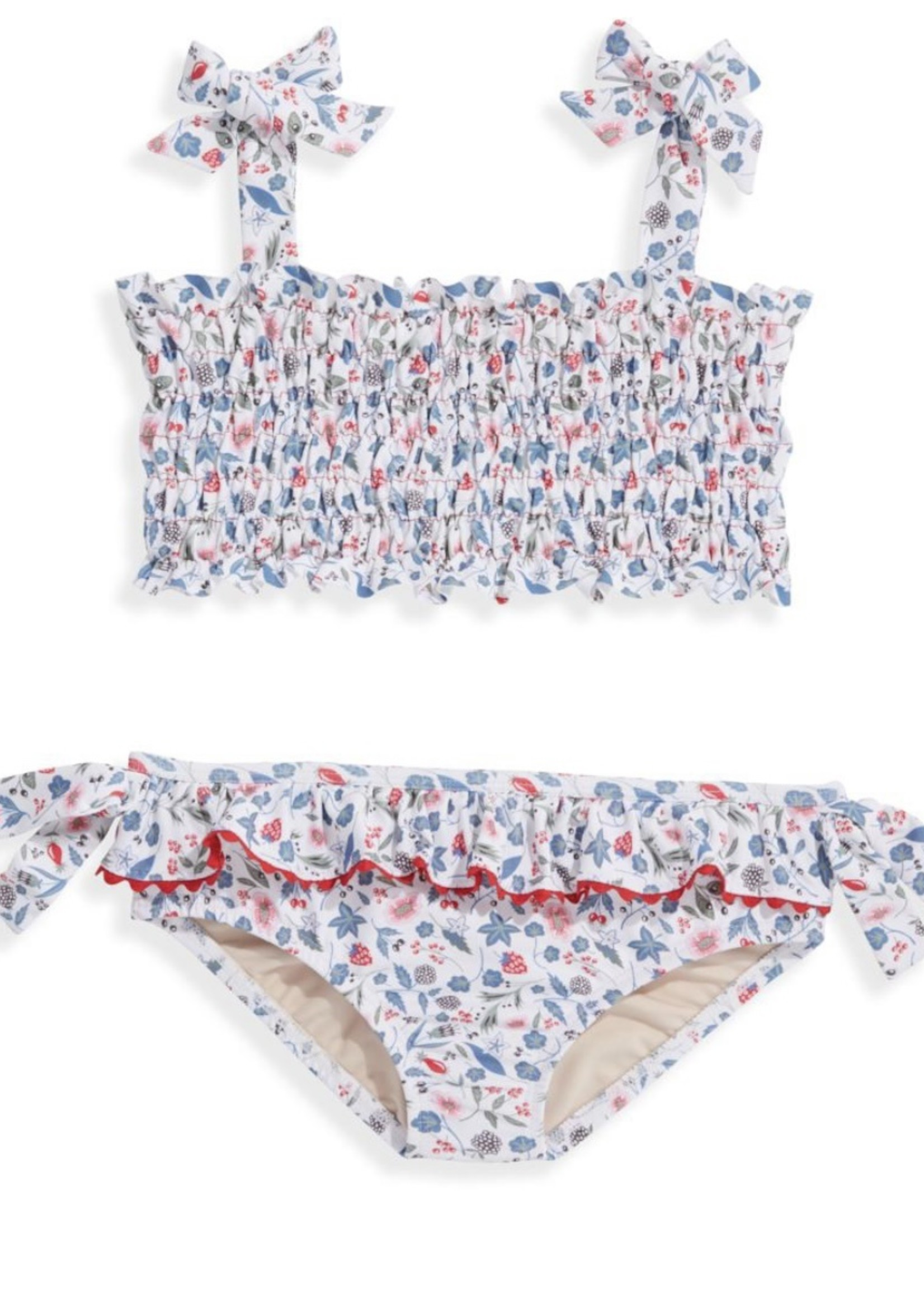 MARILYN BERRY 2 PIECE BATHING SUIT